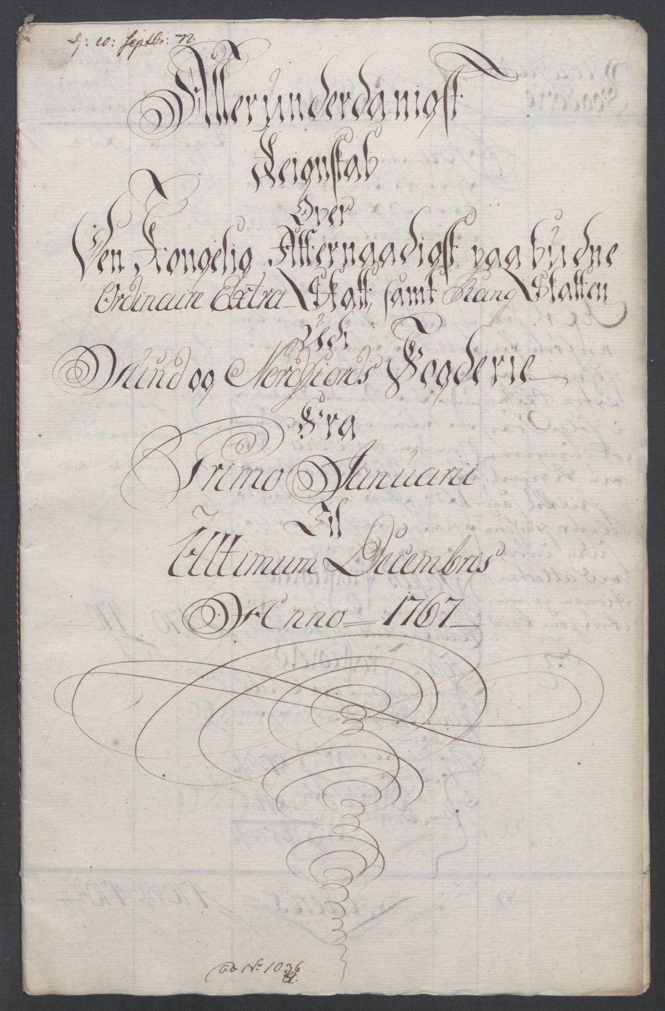 RA, Rentekammeret inntil 1814, Reviderte regnskaper, Fogderegnskap, R53/L3550: Ekstraskatten Sunn- og Nordfjord, 1762-1771, s. 178