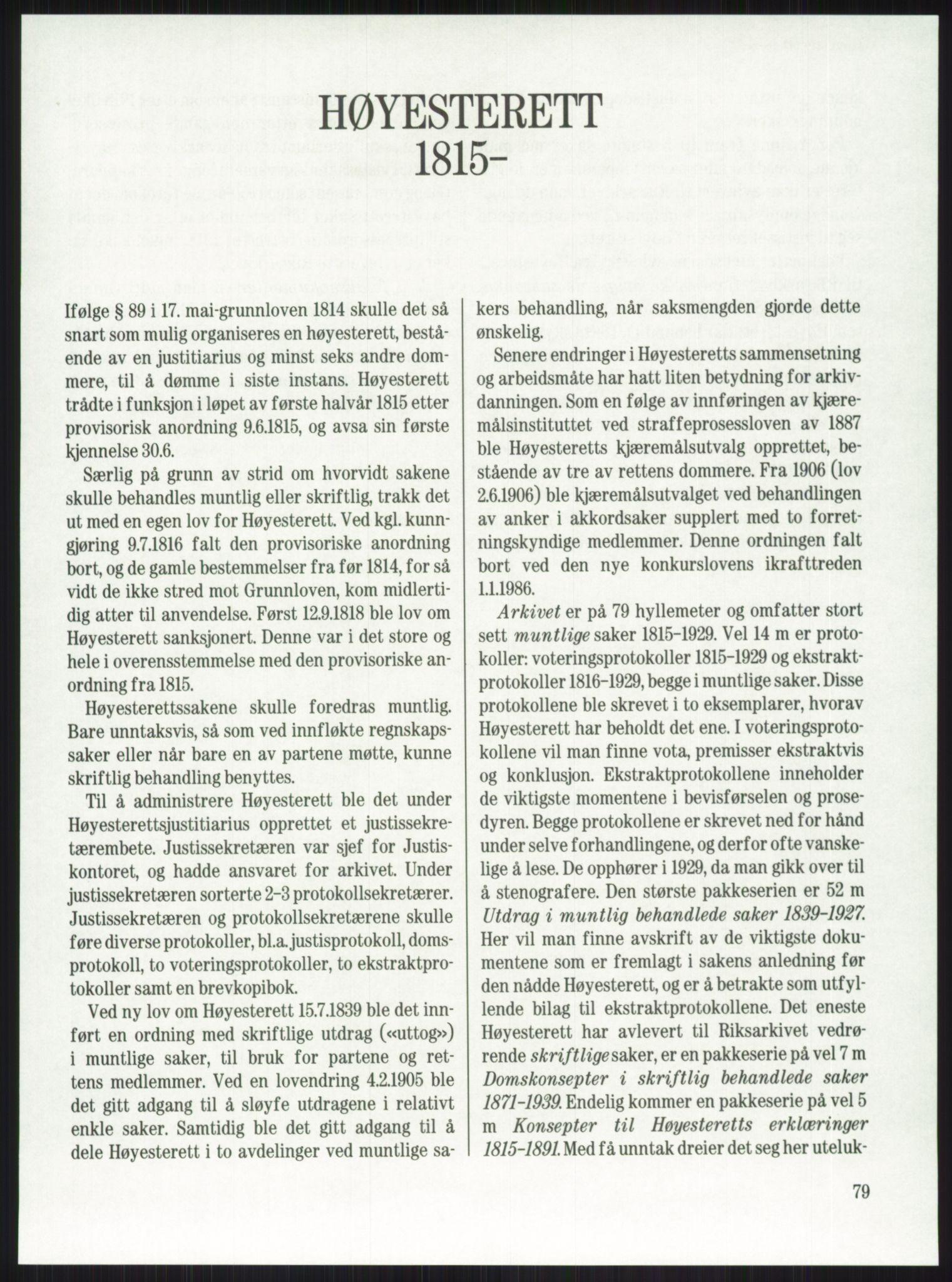 RA, Publikasjoner*, 1974-1977, s. 79