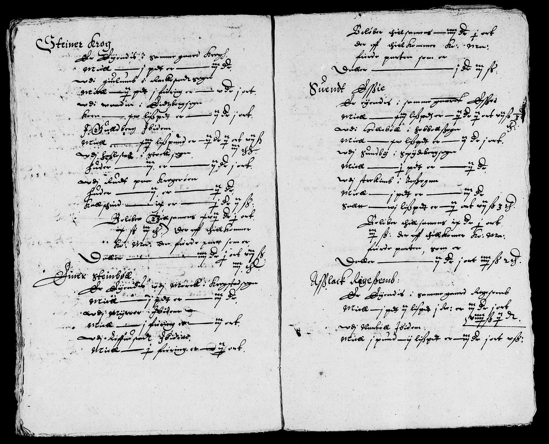 RA, Rentekammeret inntil 1814, Reviderte regnskaper, Lensregnskaper, R/Rb/Rba/L0056: Akershus len, 1620