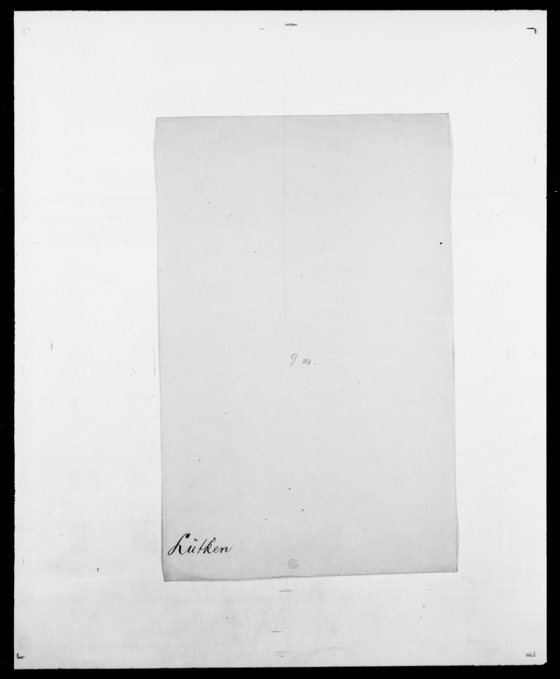 SAO, Delgobe, Charles Antoine - samling, D/Da/L0024: Lobech - Lærum, s. 792