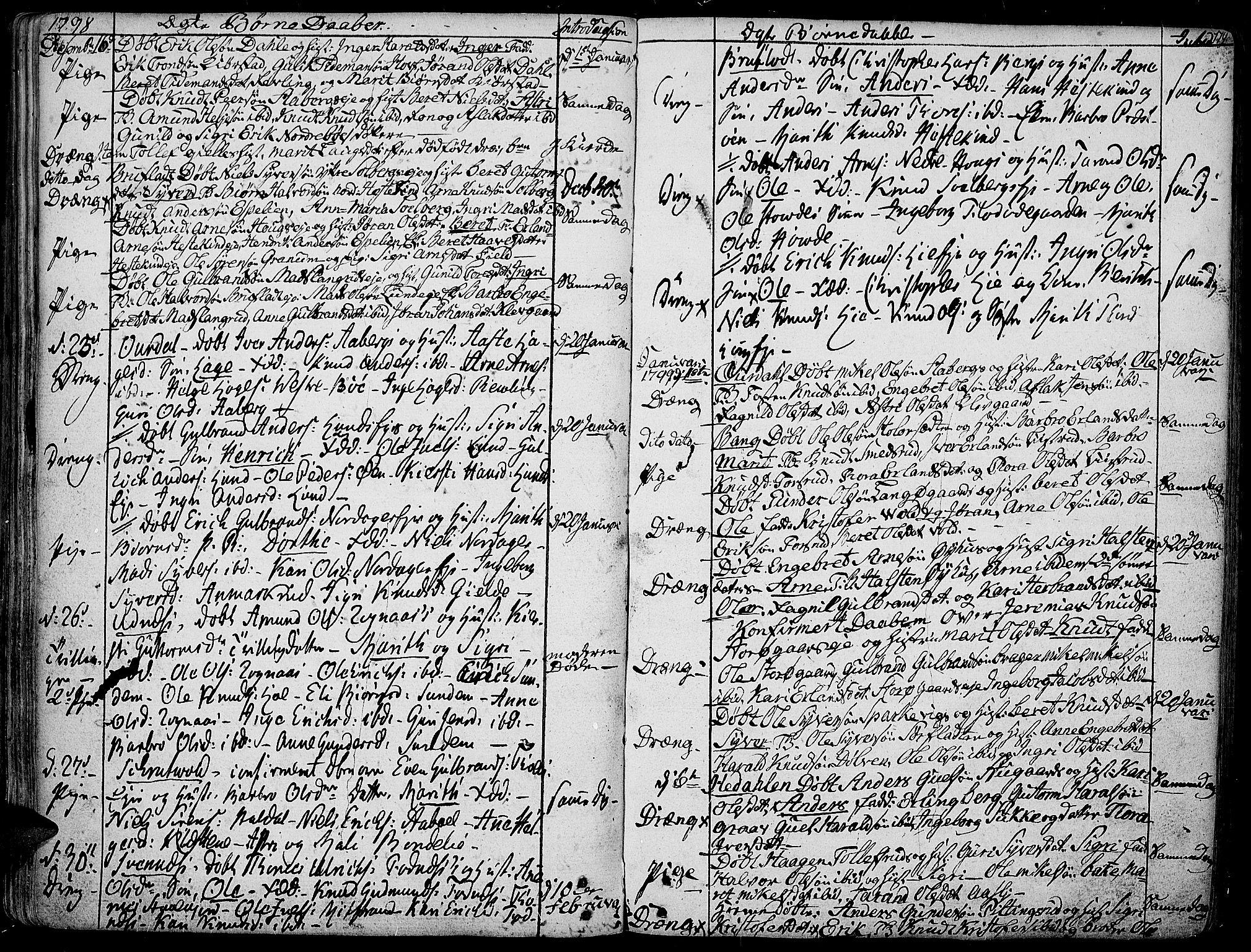 SAH, Aurdal prestekontor, Ministerialbok nr. 6, 1781-1804, s. 119