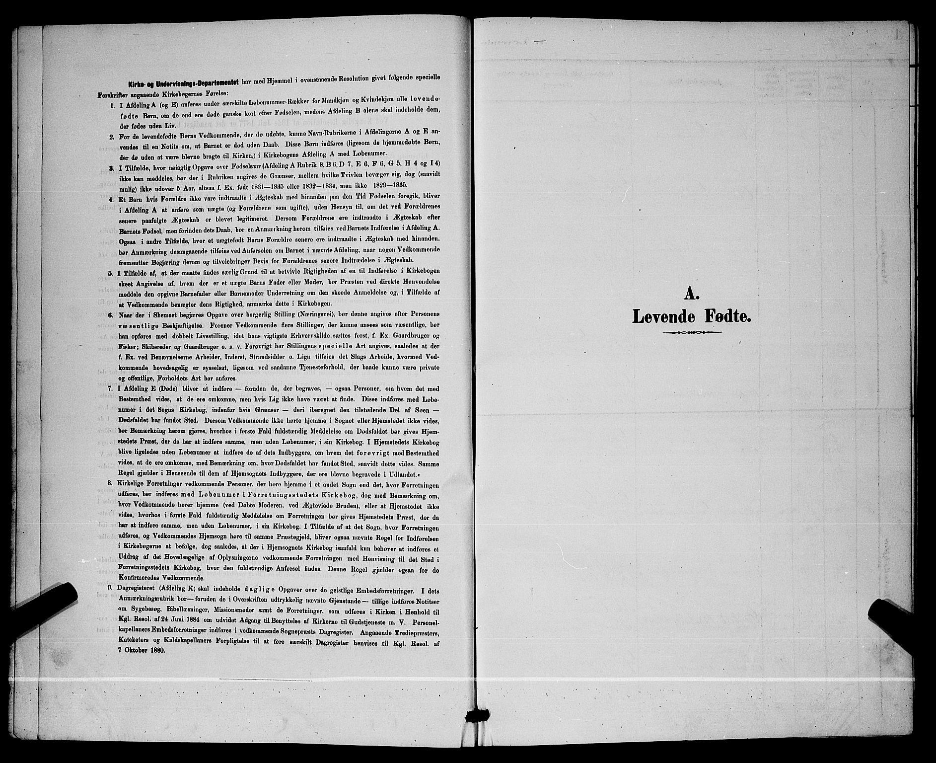SAKO, Lunde kirkebøker, G/Ga/L0002: Klokkerbok nr. I 2, 1887-1896