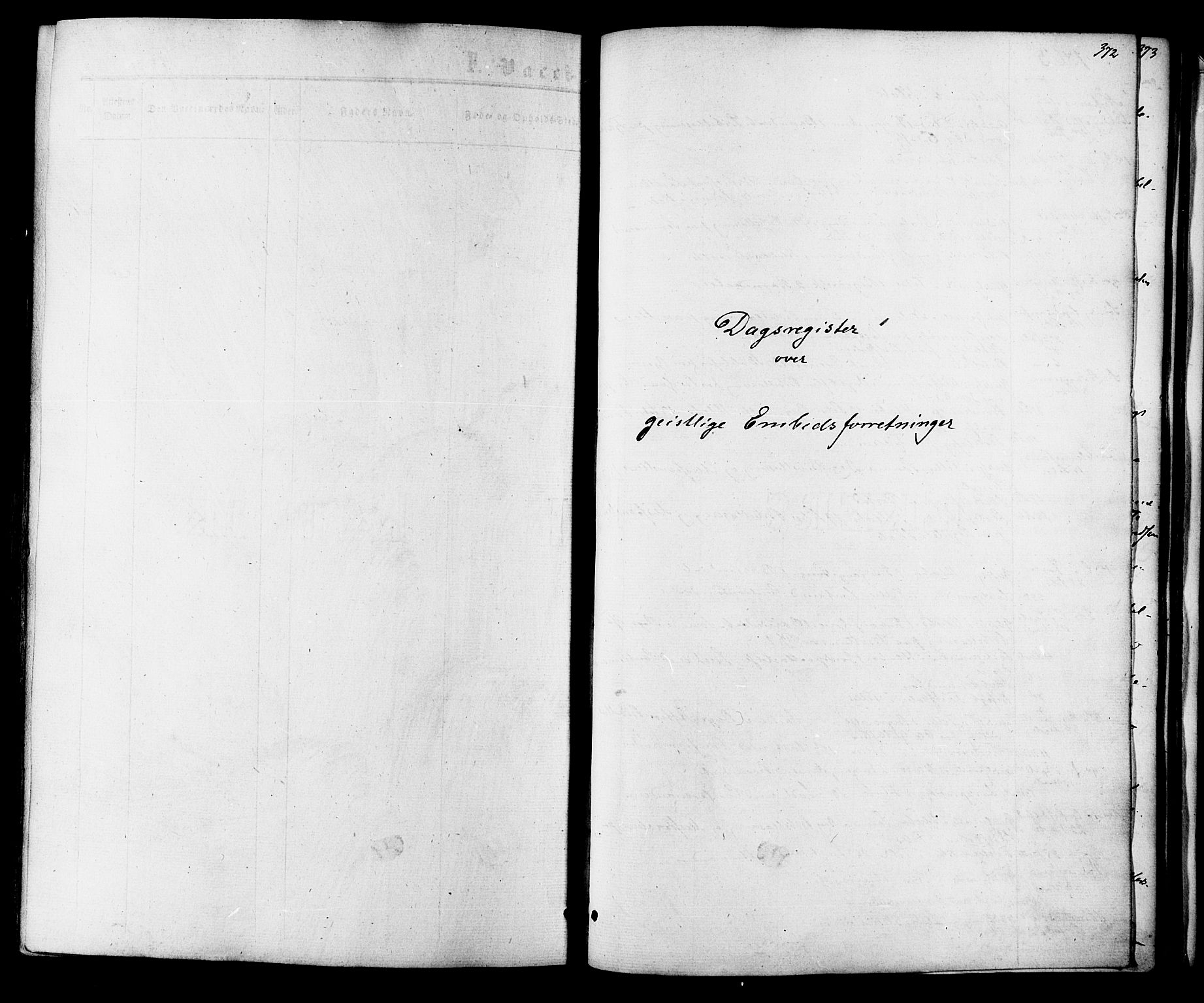 SAT, Ministerialprotokoller, klokkerbøker og fødselsregistre - Sør-Trøndelag, 618/L0442: Ministerialbok nr. 618A06 /1, 1863-1879, s. 372