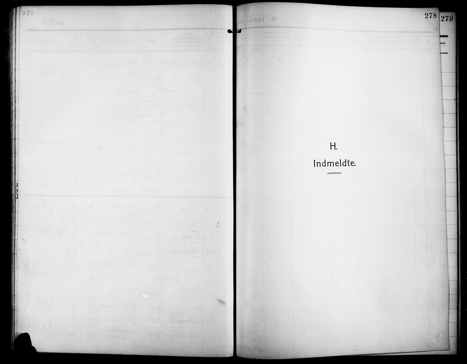 SAH, Lunner prestekontor, H/Ha/Hab/L0001: Klokkerbok nr. 1, 1909-1922, s. 278