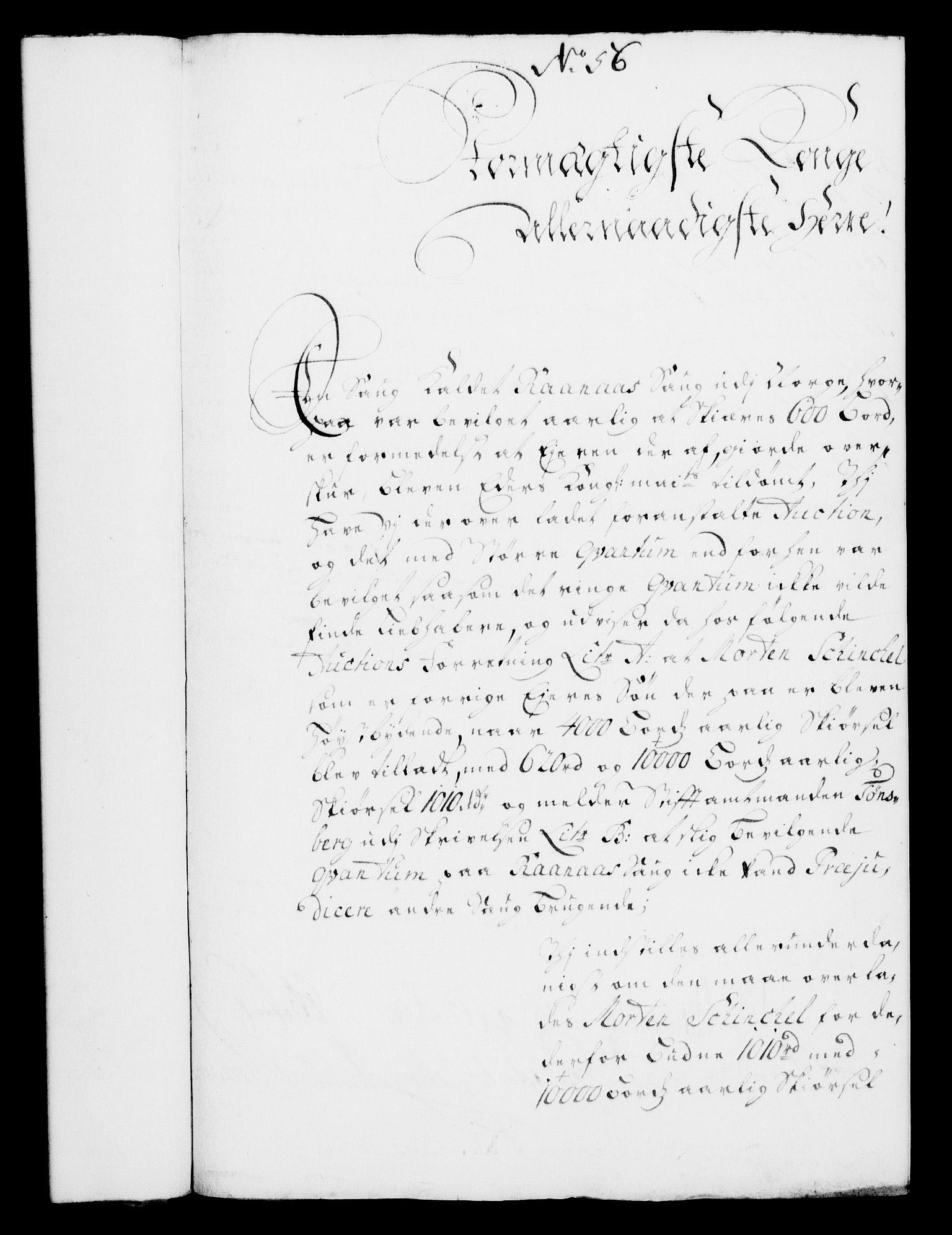RA, Rentekammeret, Kammerkanselliet, G/Gf/Gfa/L0008: Norsk relasjons- og resolusjonsprotokoll (merket RK 52.8), 1725, s. 313