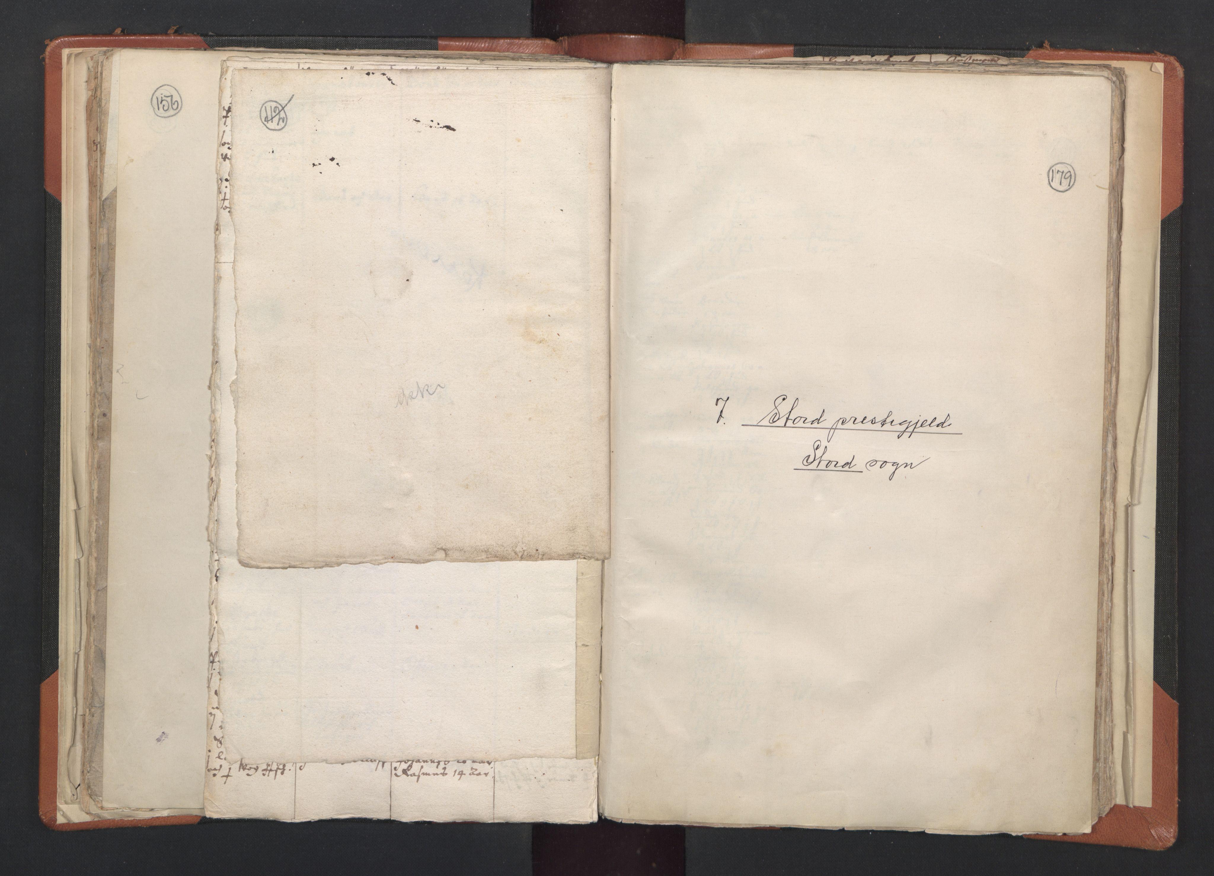 RA, Sogneprestenes manntall 1664-1666, nr. 20: Sunnhordland prosti, 1664-1666, s. 179