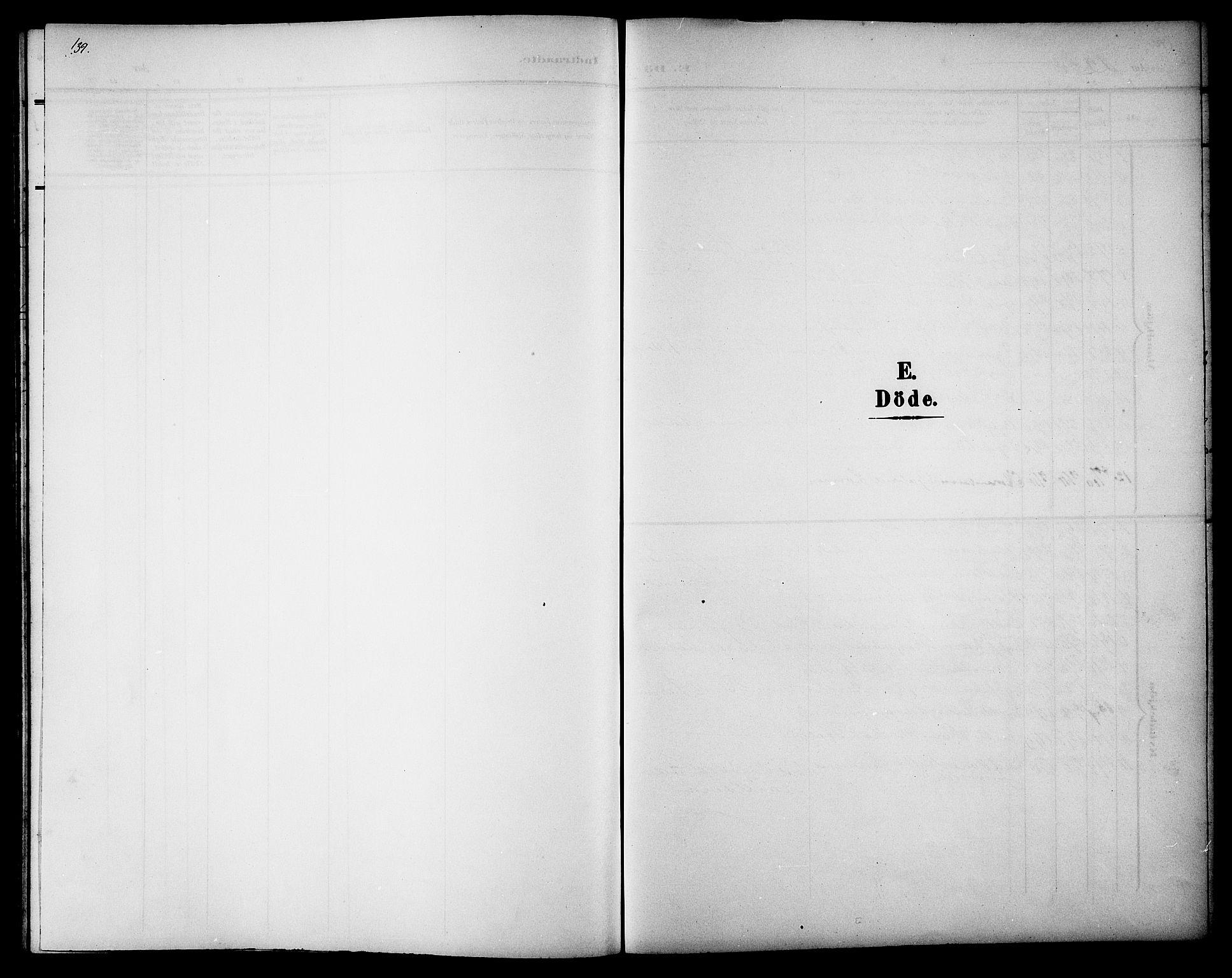 SAT, Ministerialprotokoller, klokkerbøker og fødselsregistre - Sør-Trøndelag, 657/L0717: Klokkerbok nr. 657C04, 1904-1923, s. 139