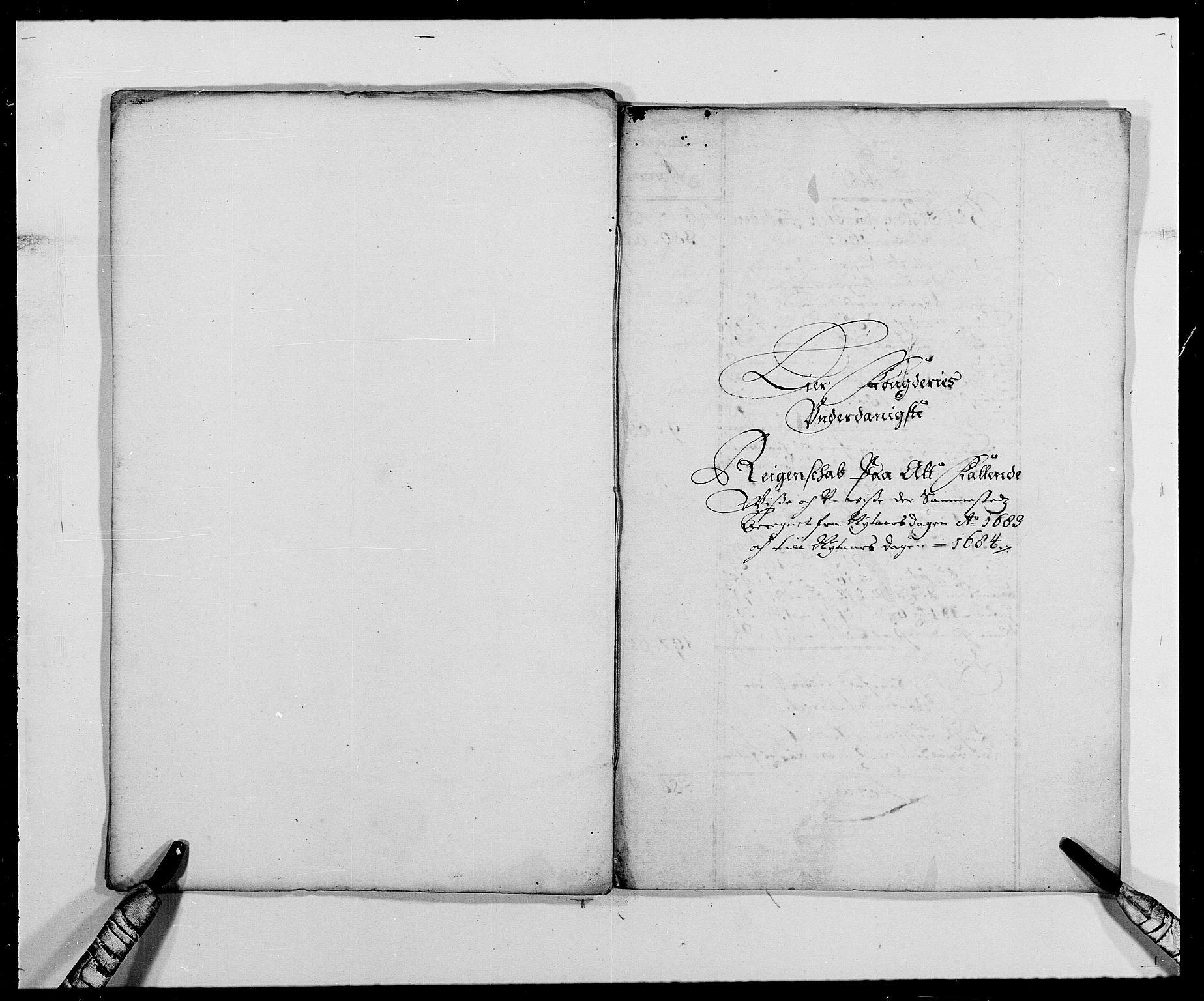 RA, Rentekammeret inntil 1814, Reviderte regnskaper, Fogderegnskap, R27/L1687: Fogderegnskap Lier, 1678-1686, s. 314