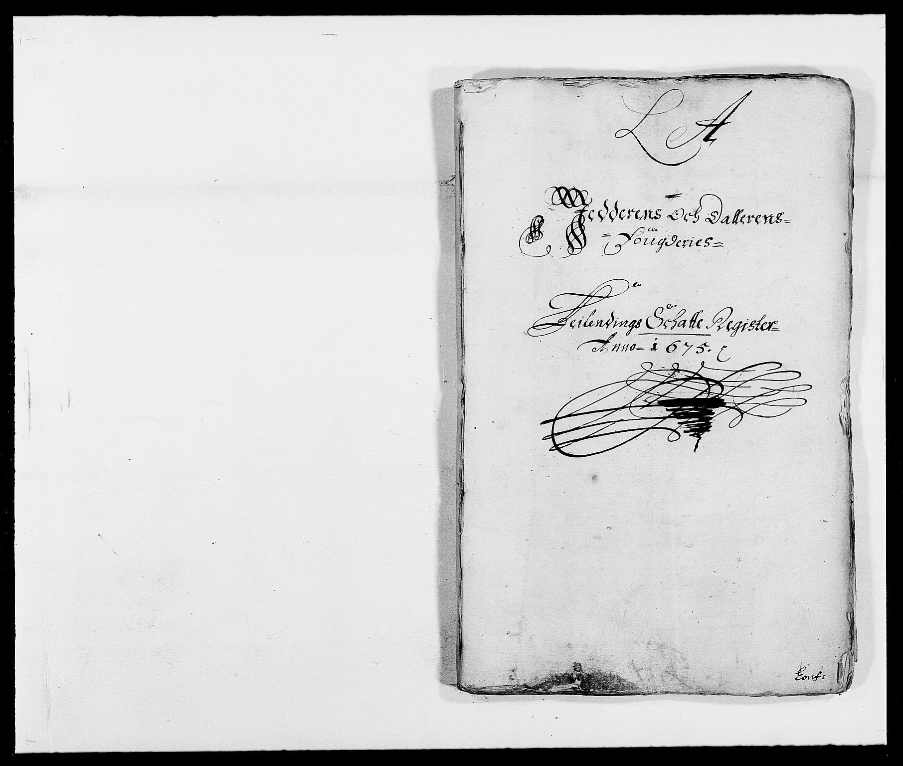 RA, Rentekammeret inntil 1814, Reviderte regnskaper, Fogderegnskap, R46/L2715: Fogderegnskap Jæren og Dalane, 1675, s. 13