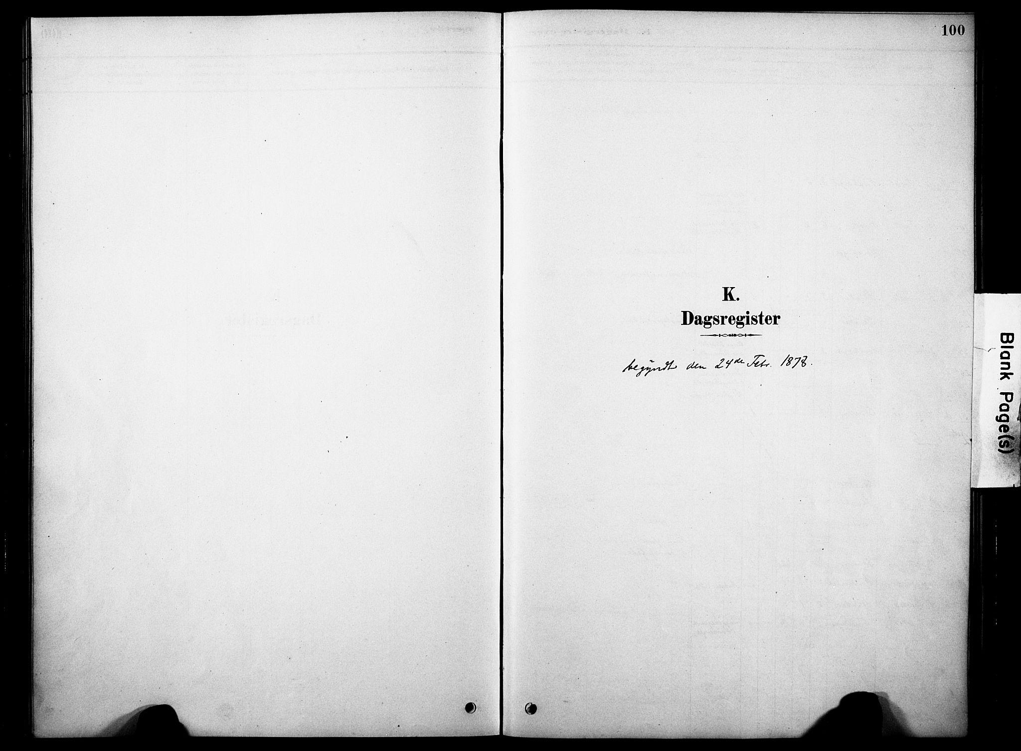 SAH, Skjåk prestekontor, Ministerialbok nr. 2, 1878-1907, s. 100