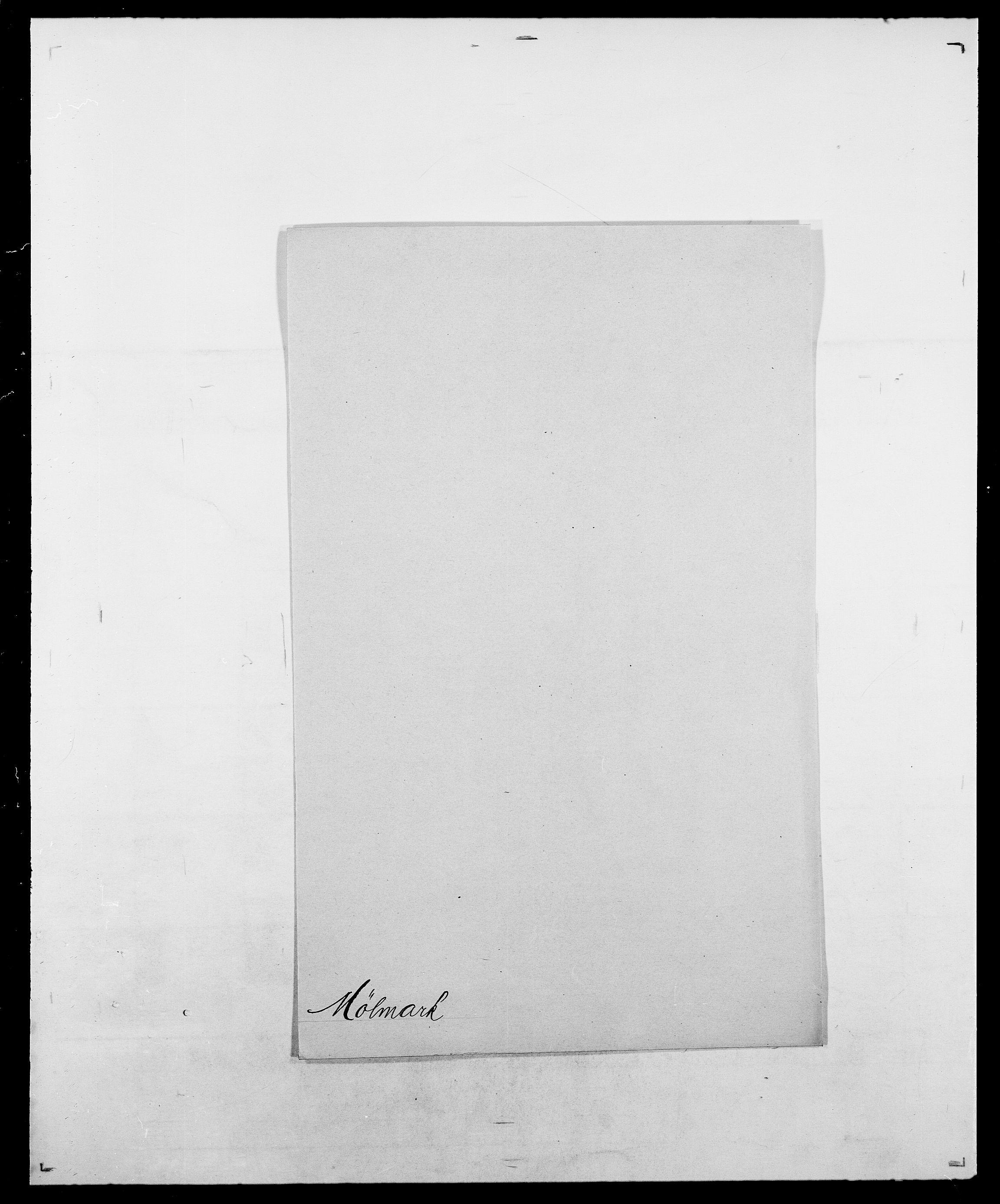 SAO, Delgobe, Charles Antoine - samling, D/Da/L0027: Morath - v. Møsting, s. 700