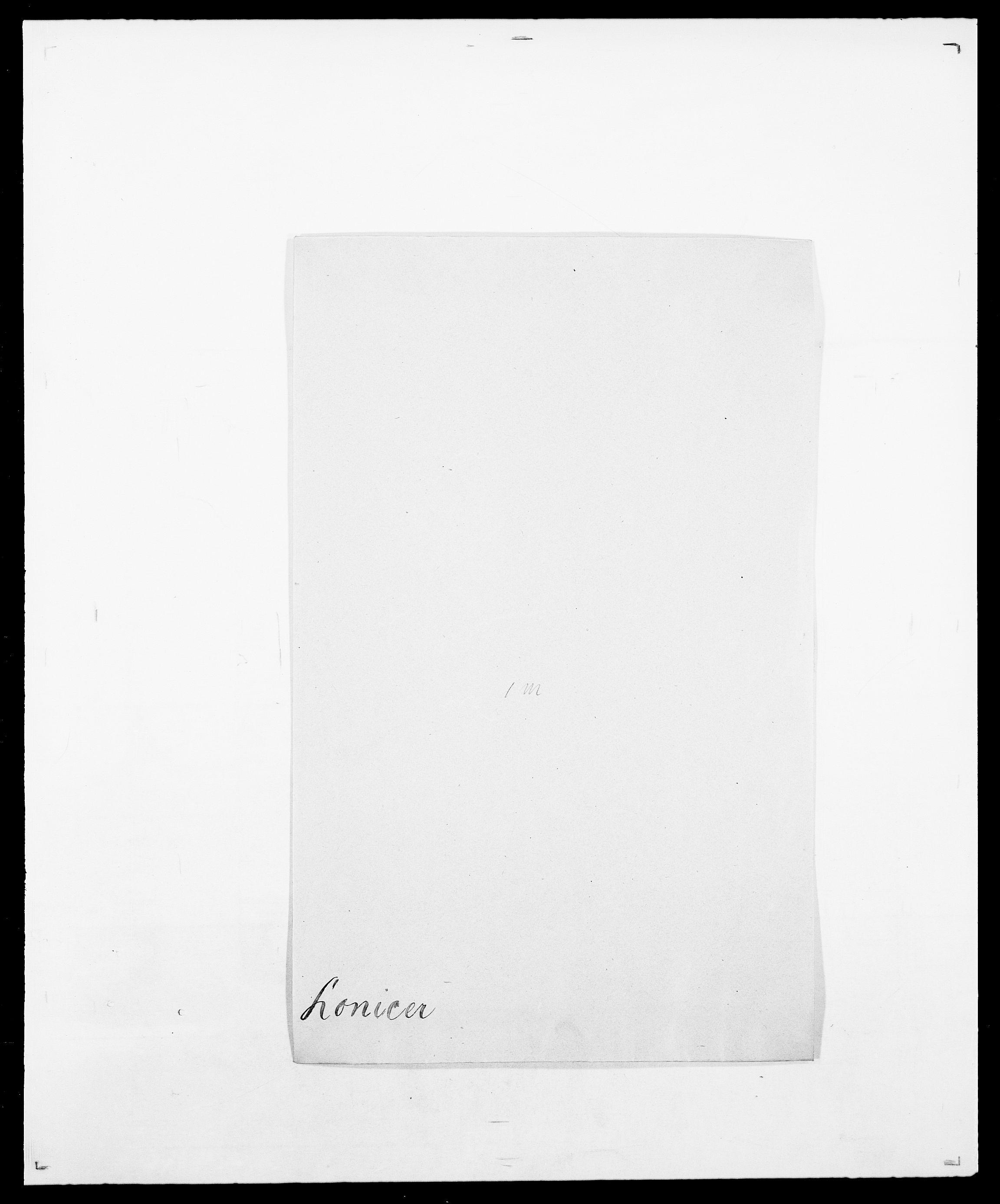 SAO, Delgobe, Charles Antoine - samling, D/Da/L0024: Lobech - Lærum, s. 110