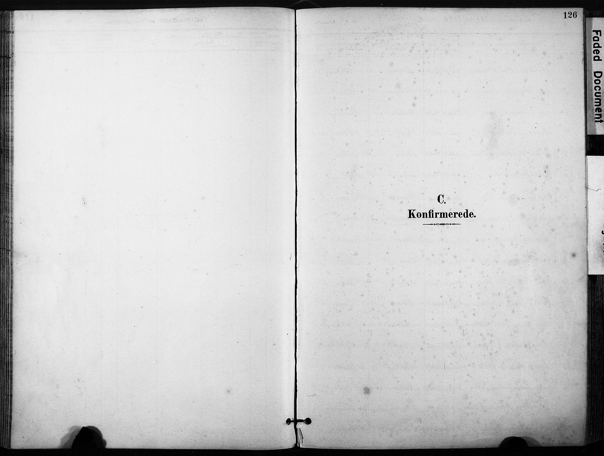 SAT, Ministerialprotokoller, klokkerbøker og fødselsregistre - Sør-Trøndelag, 640/L0579: Ministerialbok nr. 640A04, 1889-1902, s. 126