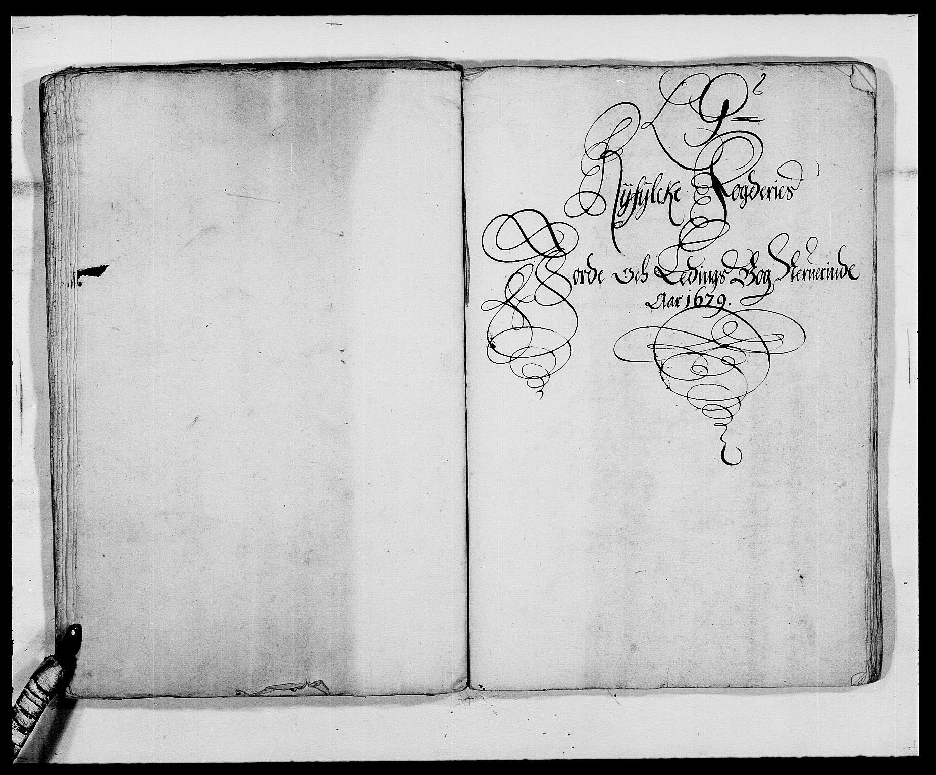 RA, Rentekammeret inntil 1814, Reviderte regnskaper, Fogderegnskap, R47/L2849: Fogderegnskap Ryfylke, 1679, s. 188