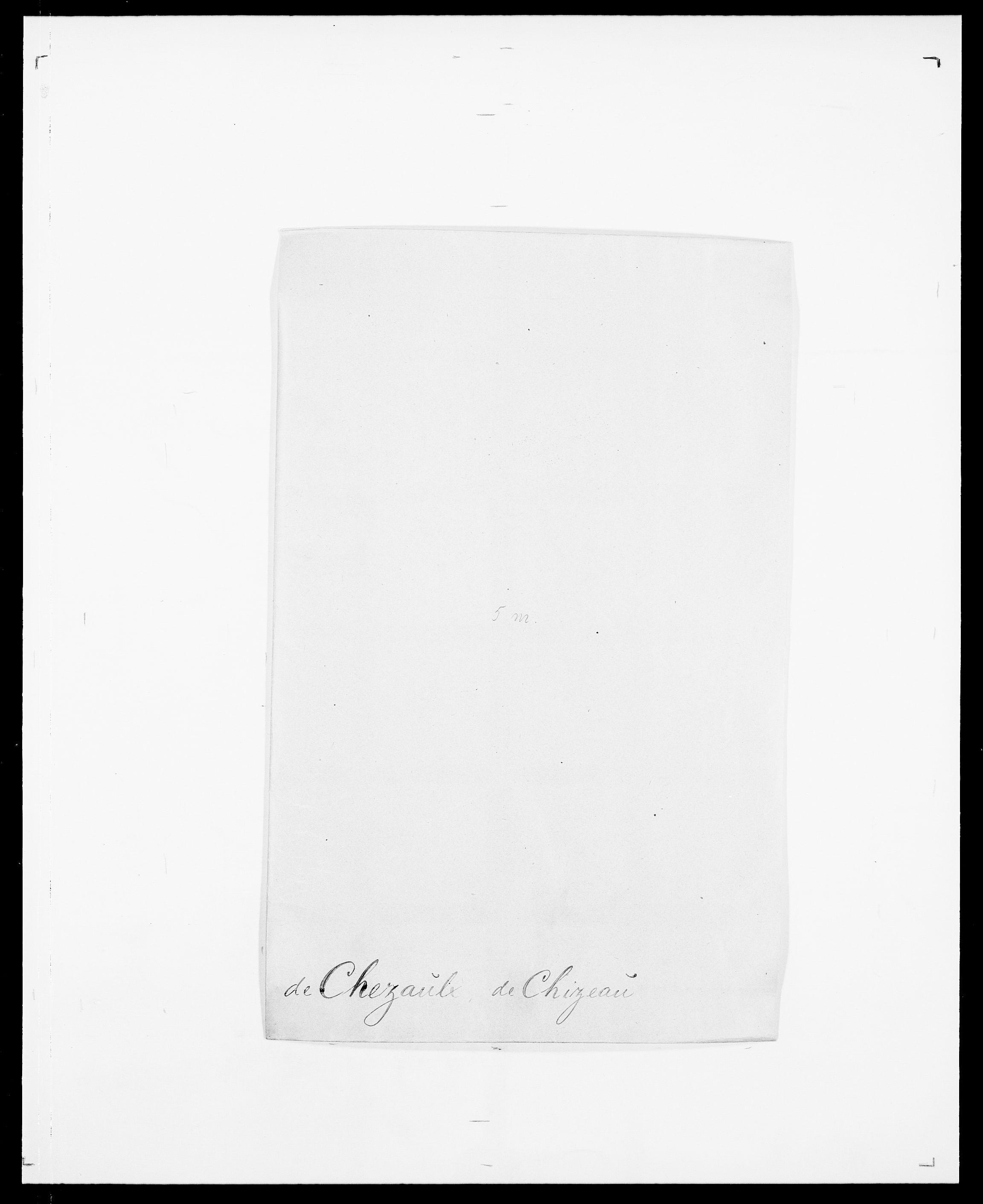 SAO, Delgobe, Charles Antoine - samling, D/Da/L0008: Capjon - Dagenbolt, s. 175