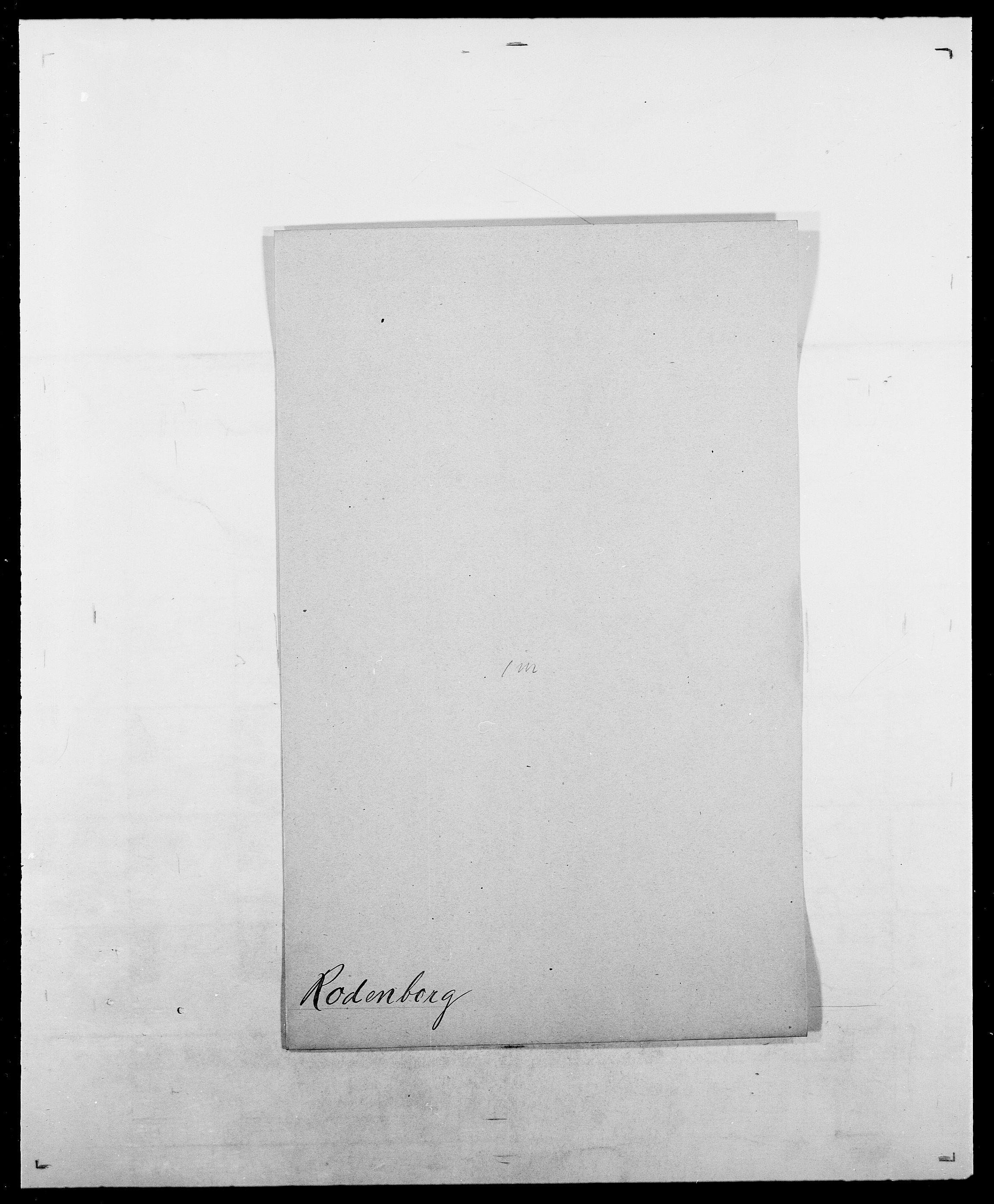 SAO, Delgobe, Charles Antoine - samling, D/Da/L0033: Roald - Røyem, s. 47