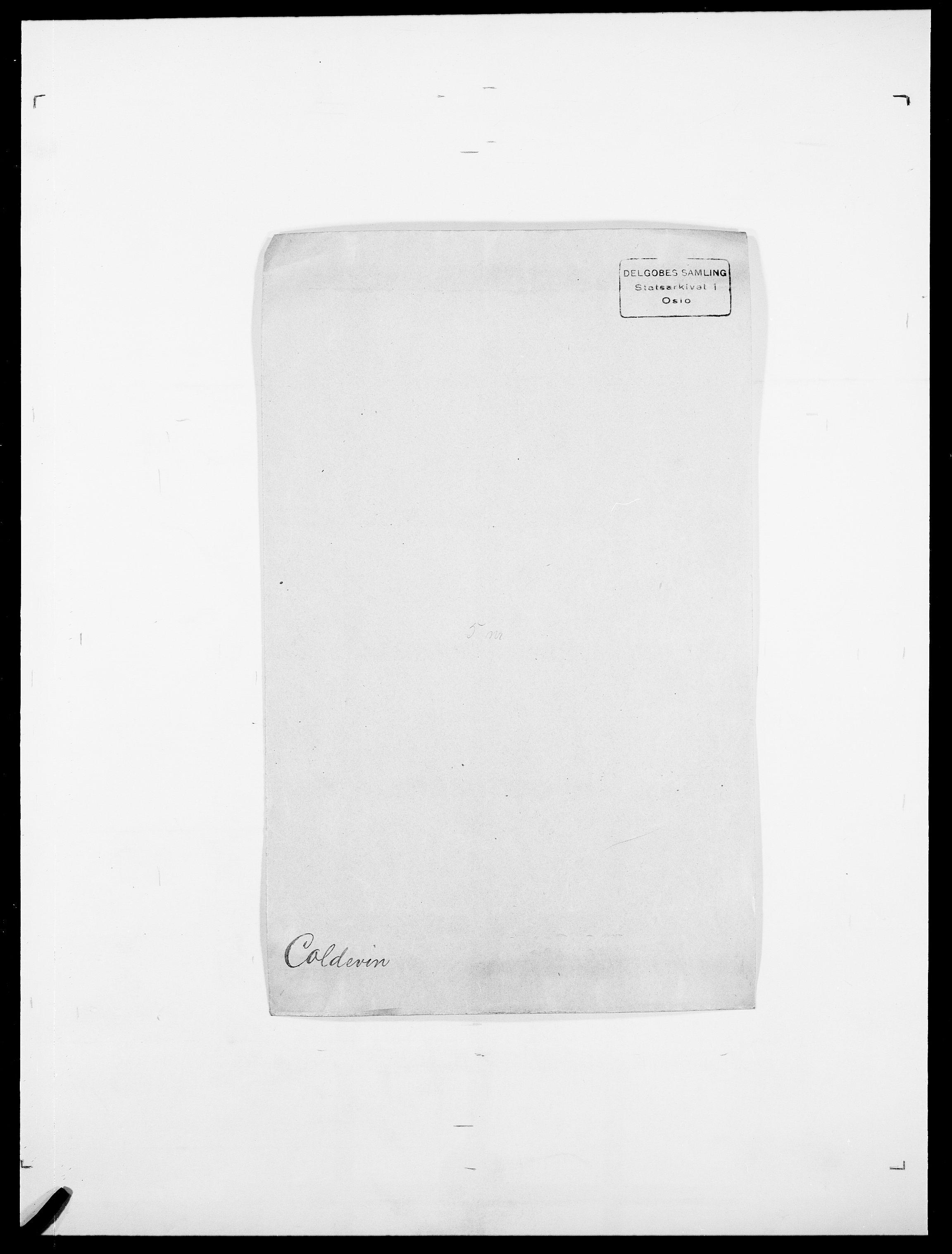 SAO, Delgobe, Charles Antoine - samling, D/Da/L0008: Capjon - Dagenbolt, s. 445