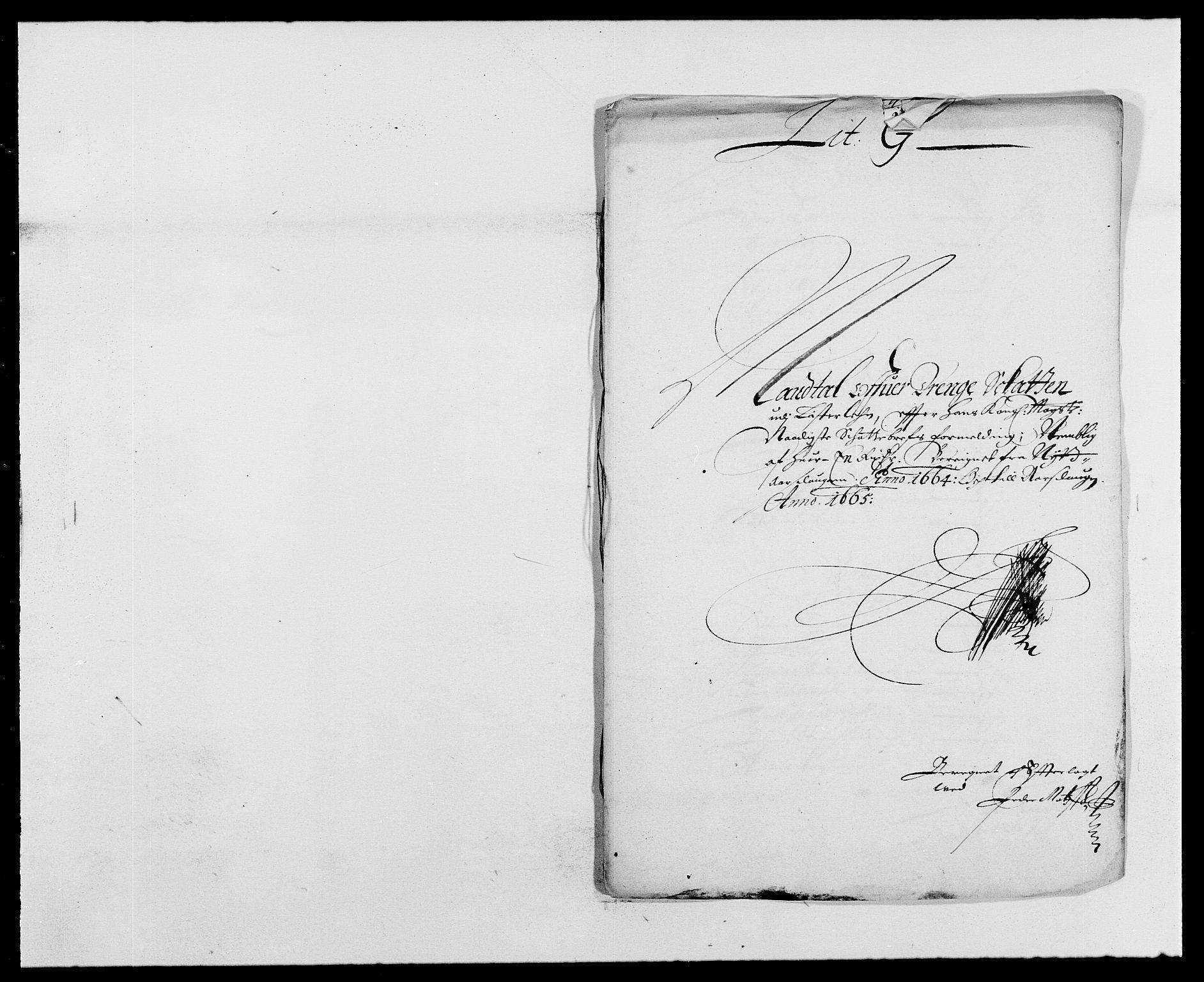 RA, Rentekammeret inntil 1814, Reviderte regnskaper, Fogderegnskap, R41/L2523: Fogderegnskap Lista, 1663-1664, s. 339