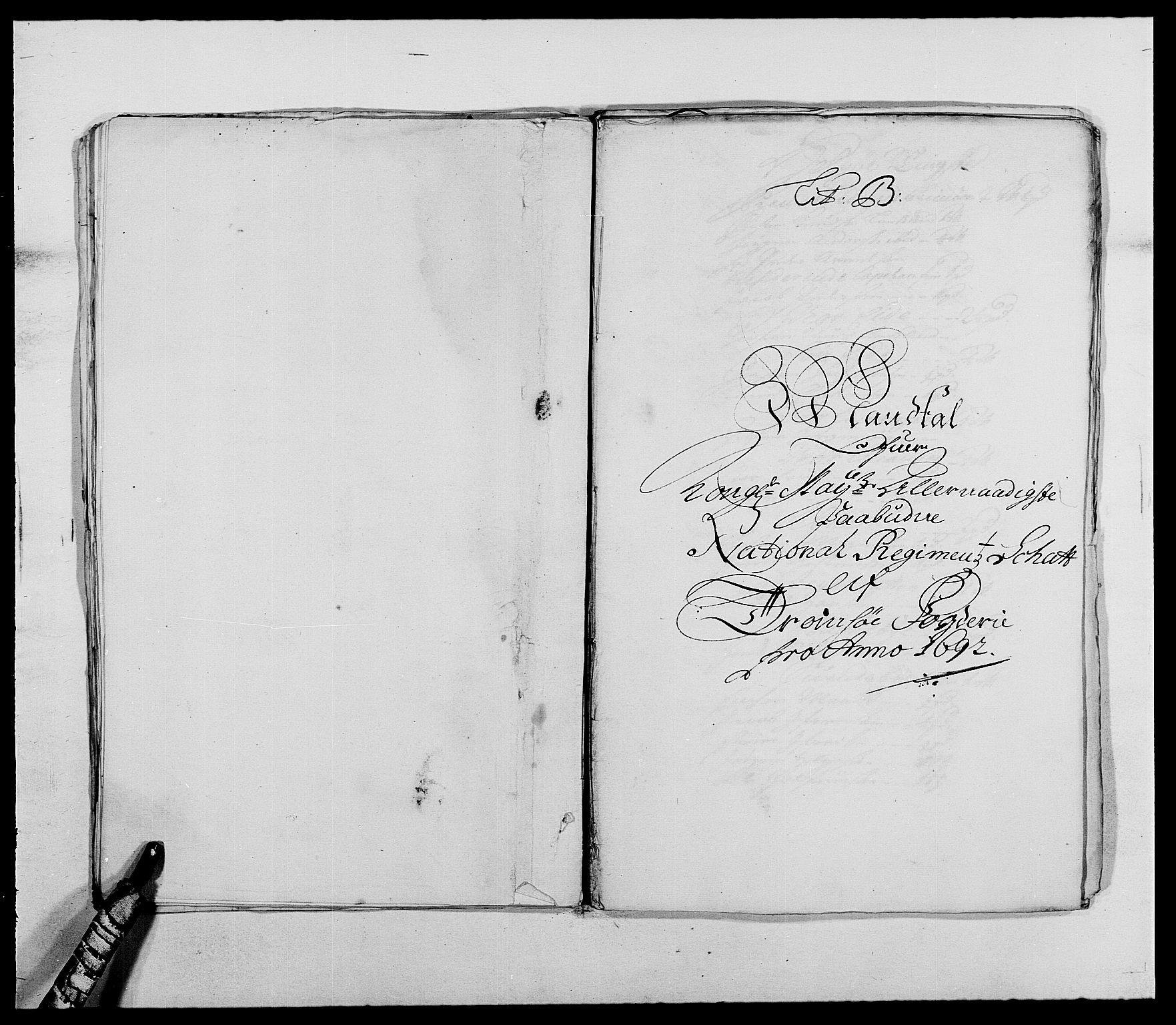 RA, Rentekammeret inntil 1814, Reviderte regnskaper, Fogderegnskap, R68/L4751: Fogderegnskap Senja og Troms, 1690-1693, s. 156