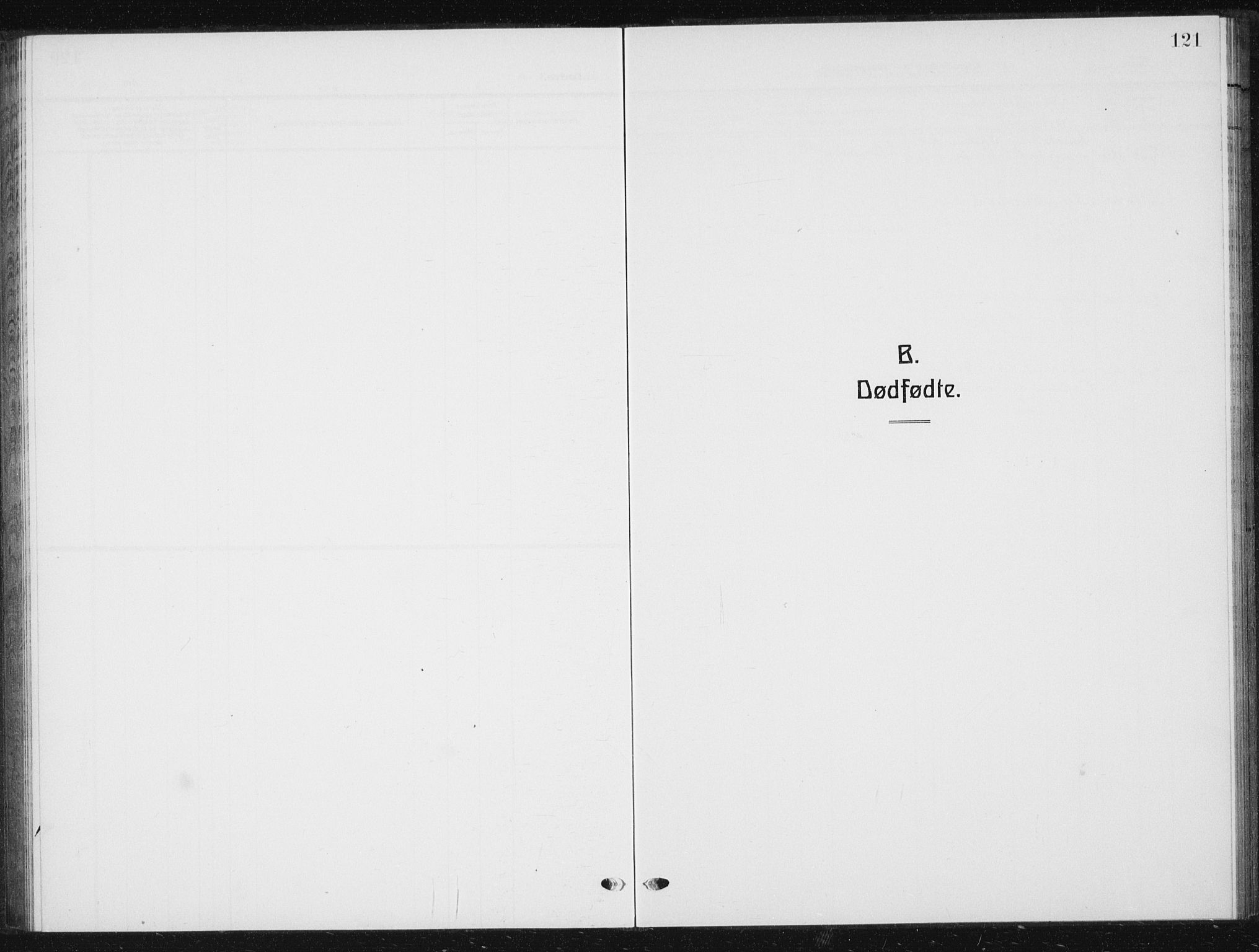 SAT, Ministerialprotokoller, klokkerbøker og fødselsregistre - Sør-Trøndelag, 615/L0401: Klokkerbok nr. 615C02, 1922-1941, s. 121