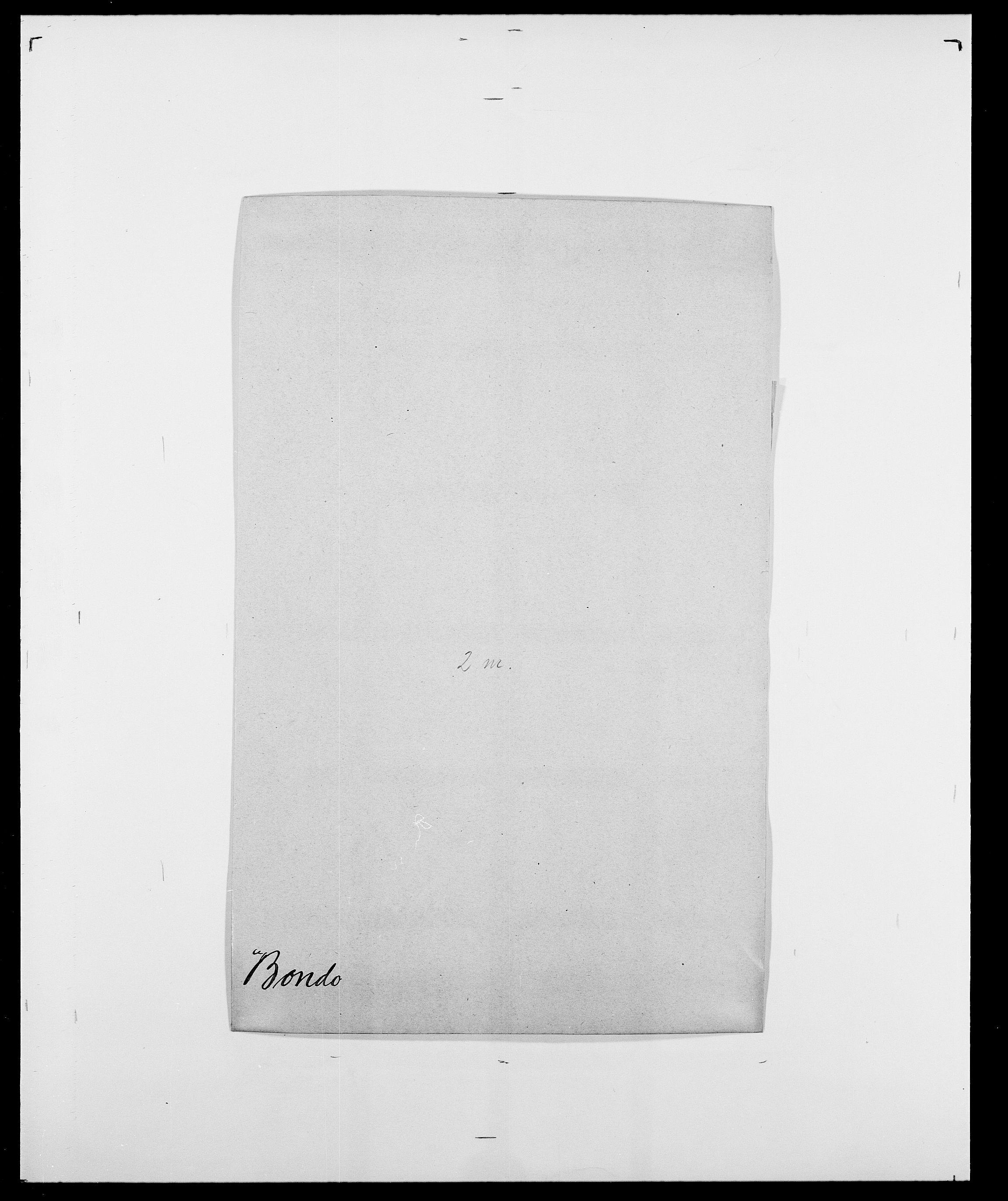 SAO, Delgobe, Charles Antoine - samling, D/Da/L0005: Boalth - Brahm, s. 137