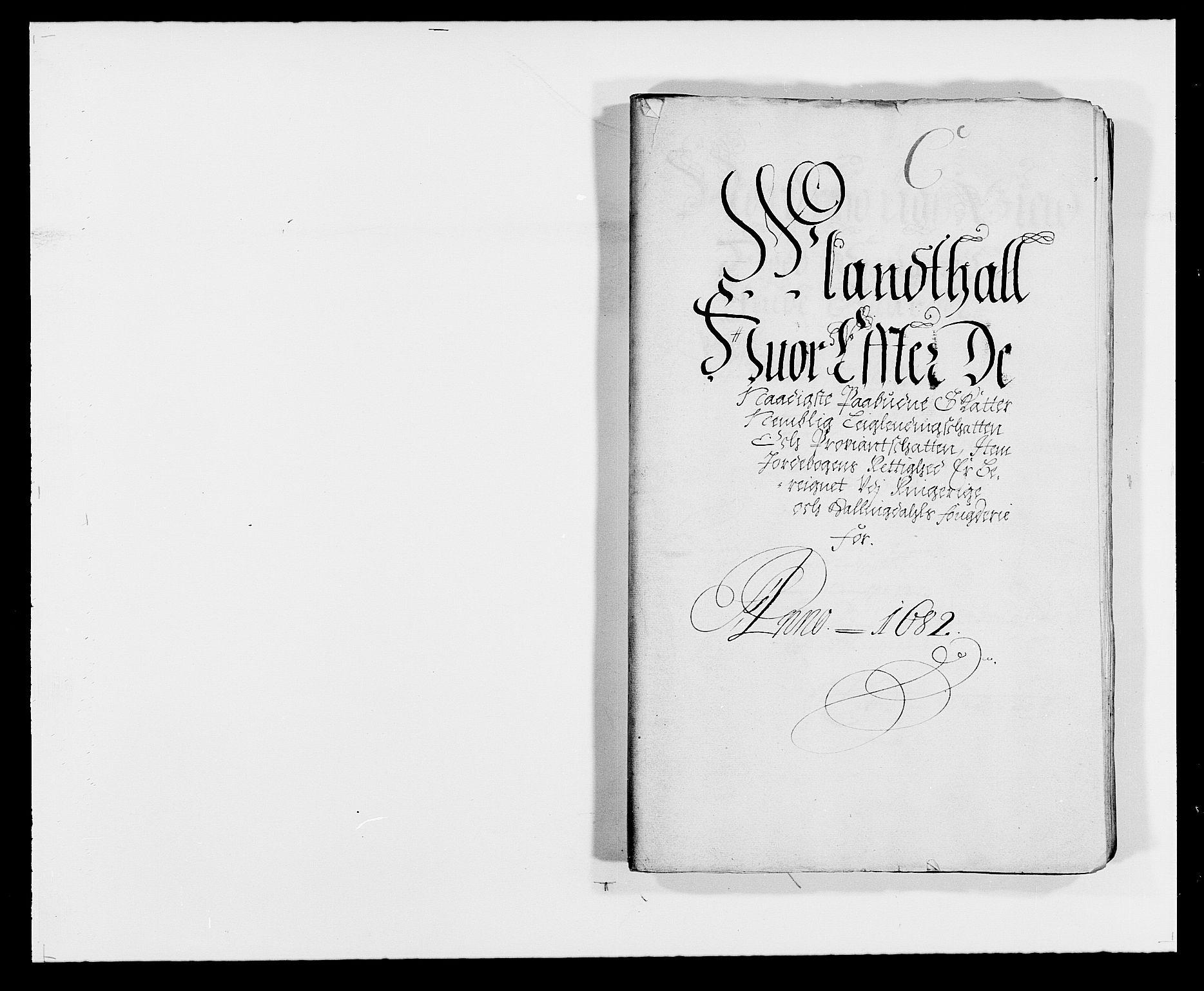 RA, Rentekammeret inntil 1814, Reviderte regnskaper, Fogderegnskap, R21/L1445: Fogderegnskap Ringerike og Hallingdal, 1681-1689, s. 239