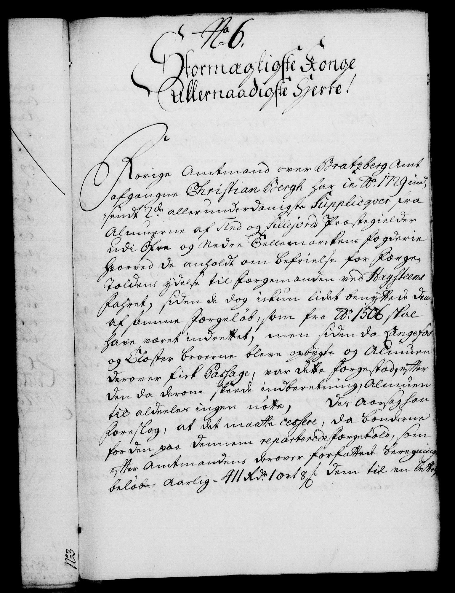 RA, Rentekammeret, Kammerkanselliet, G/Gf/Gfa/L0016: Norsk relasjons- og resolusjonsprotokoll (merket RK 52.16), 1733, s. 51