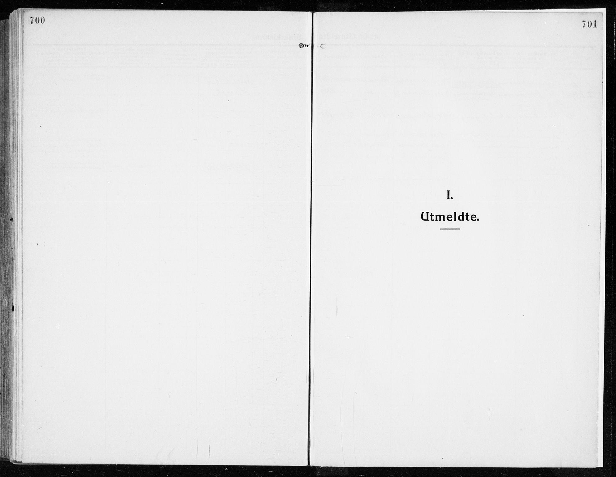 SAH, Ringsaker prestekontor, K/Ka/L0020: Ministerialbok nr. 20, 1913-1922, s. 700-701