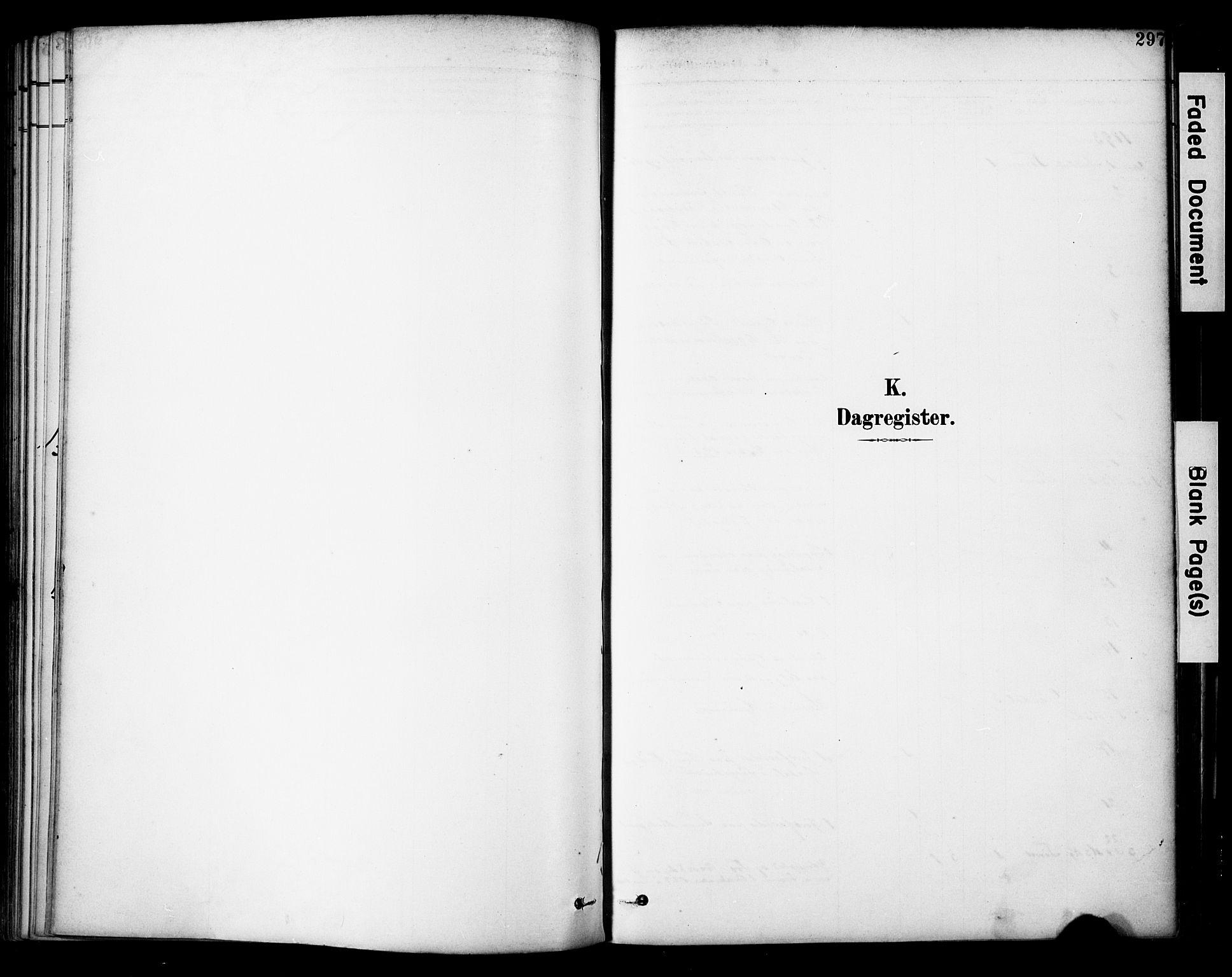 SAST, Lye sokneprestkontor, 30BA/L0011: Ministerialbok nr. A 9, 1893-1903, s. 297