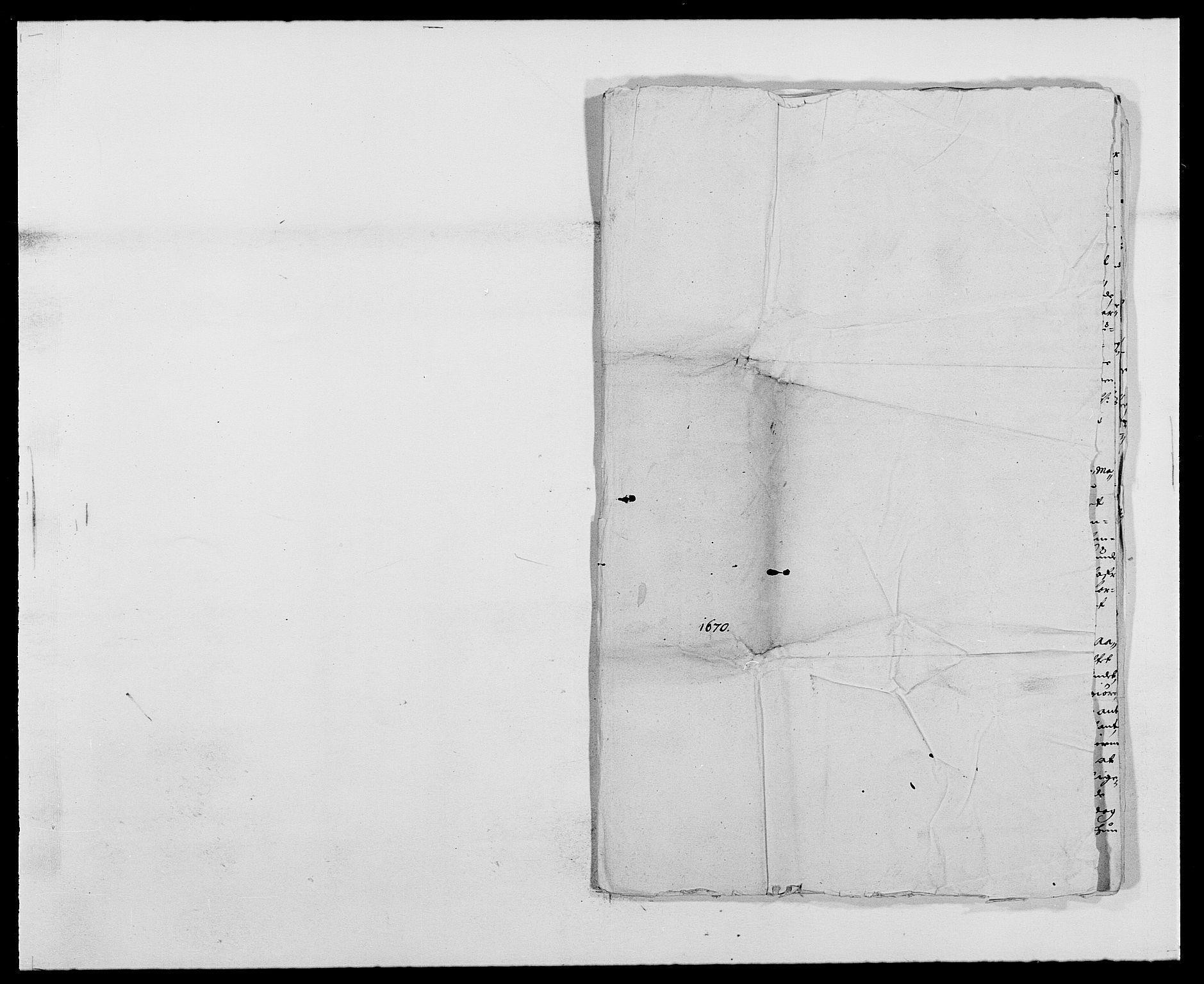 RA, Rentekammeret inntil 1814, Reviderte regnskaper, Fogderegnskap, R42/L2538: Mandal fogderi, 1667-1670, s. 265