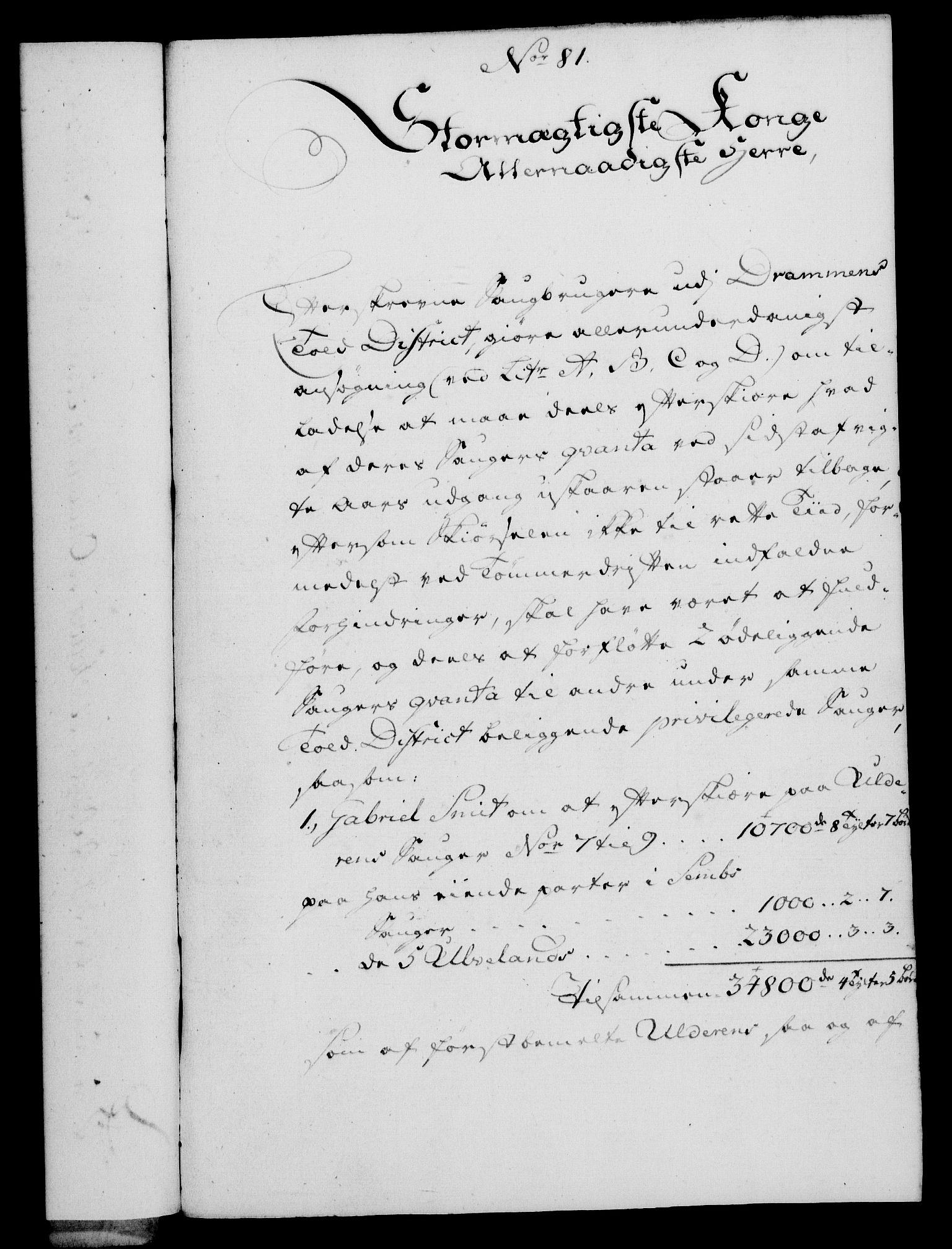 RA, Rentekammeret, Kammerkanselliet, G/Gf/Gfa/L0049: Norsk relasjons- og resolusjonsprotokoll (merket RK 52.49), 1767, s. 370