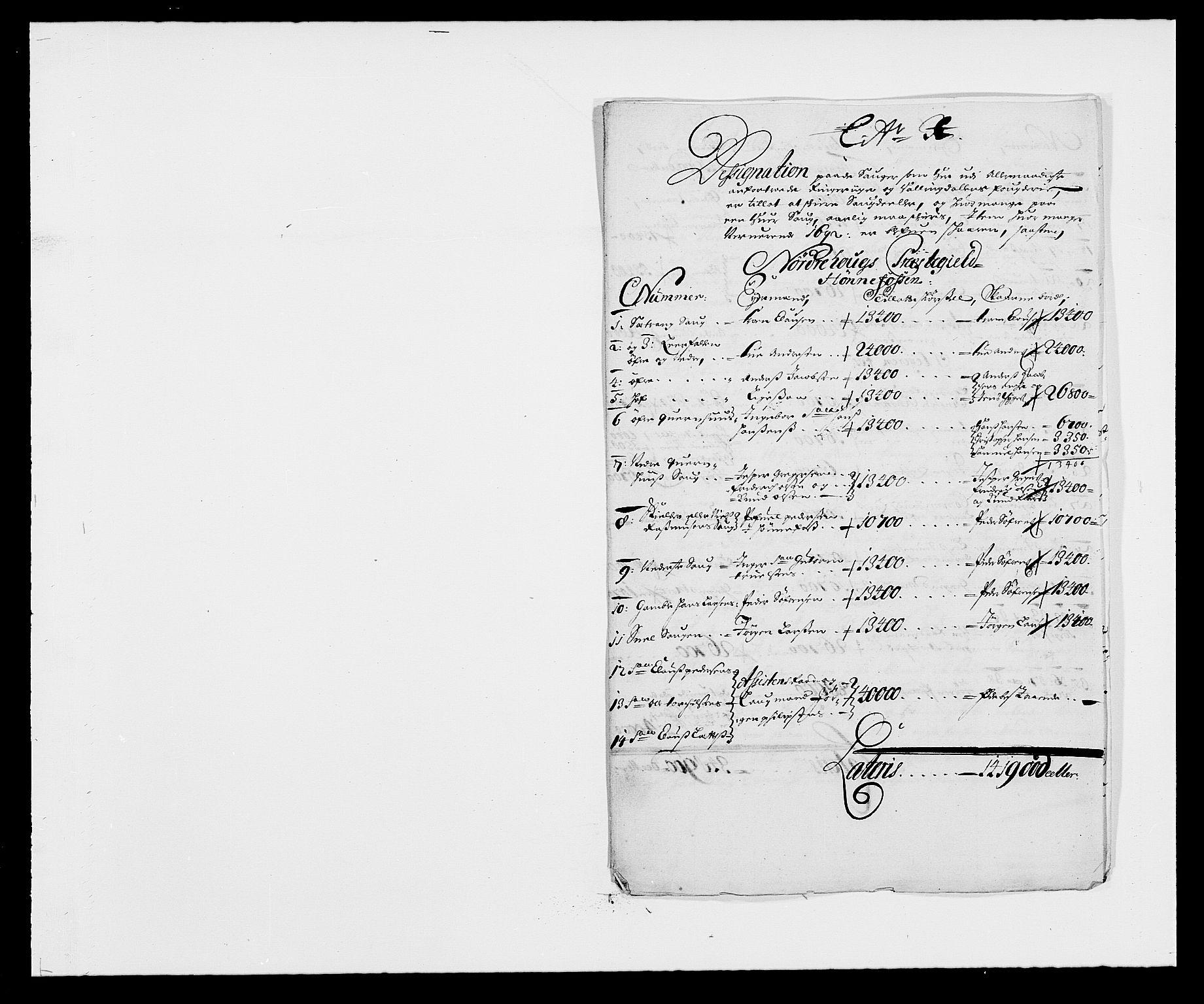 RA, Rentekammeret inntil 1814, Reviderte regnskaper, Fogderegnskap, R21/L1449: Fogderegnskap Ringerike og Hallingdal, 1690-1692, s. 116