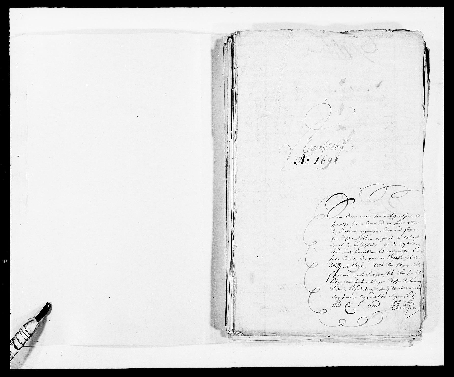 RA, Rentekammeret inntil 1814, Reviderte regnskaper, Fogderegnskap, R06/L0283: Fogderegnskap Heggen og Frøland, 1691-1693, s. 2