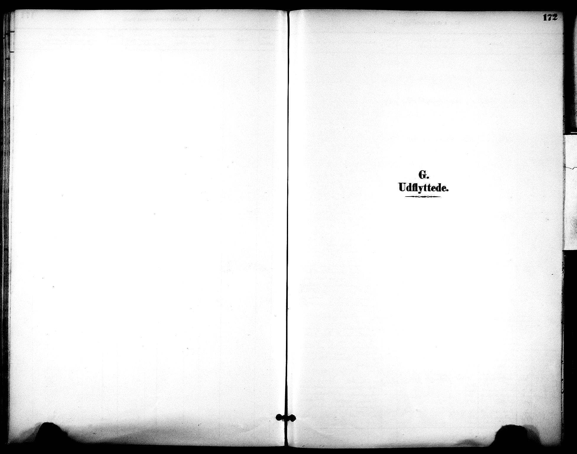 SAT, Ministerialprotokoller, klokkerbøker og fødselsregistre - Sør-Trøndelag, 686/L0984: Ministerialbok nr. 686A02, 1891-1906, s. 172