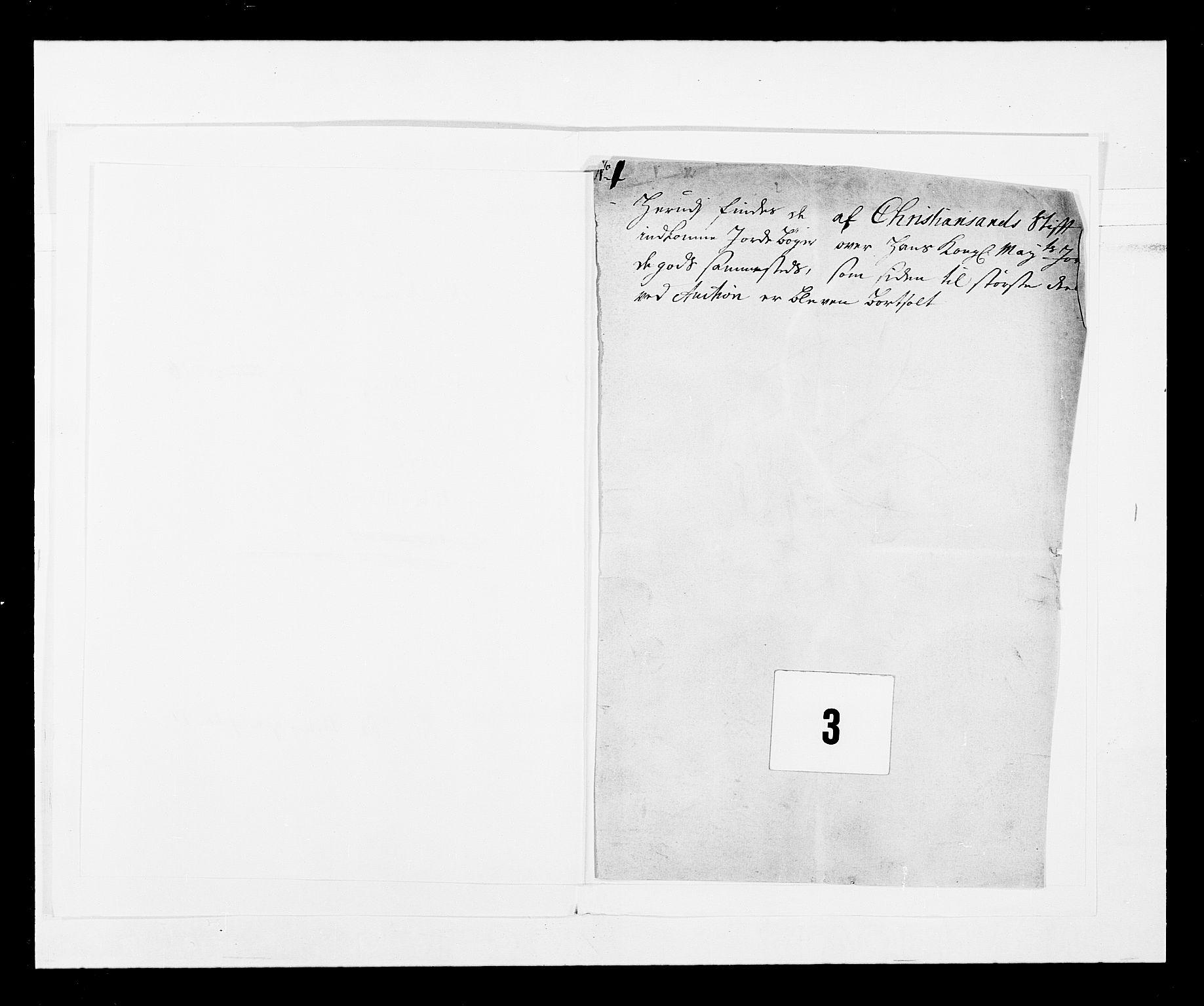 RA, Stattholderembetet 1572-1771, Ek/L0040: Jordebøker o.a. 1720-1728 vedkommende krongodset:, 1726-1727, s. 1