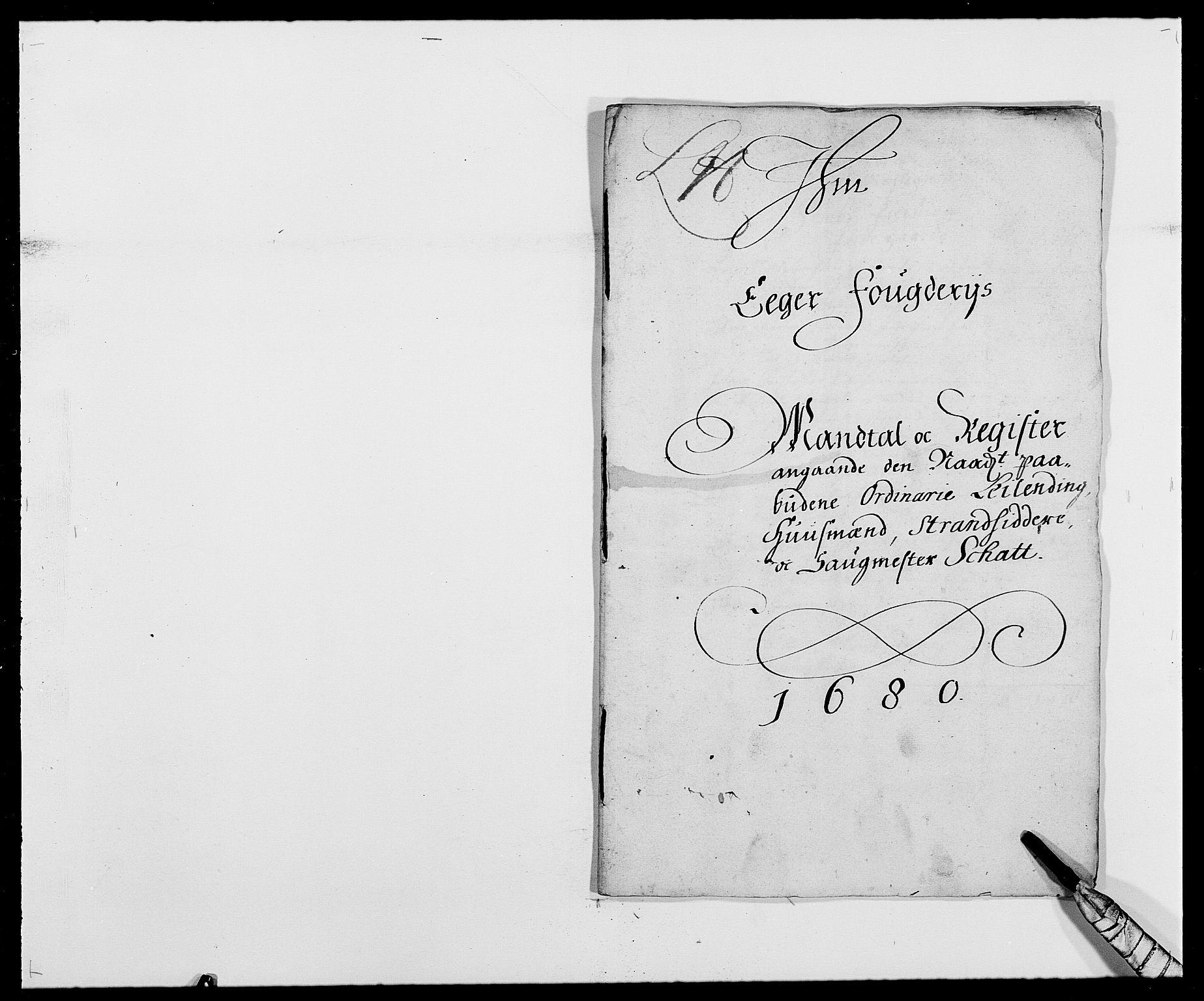 RA, Rentekammeret inntil 1814, Reviderte regnskaper, Fogderegnskap, R26/L1684: Fogderegnskap Eiker, 1679-1686, s. 114