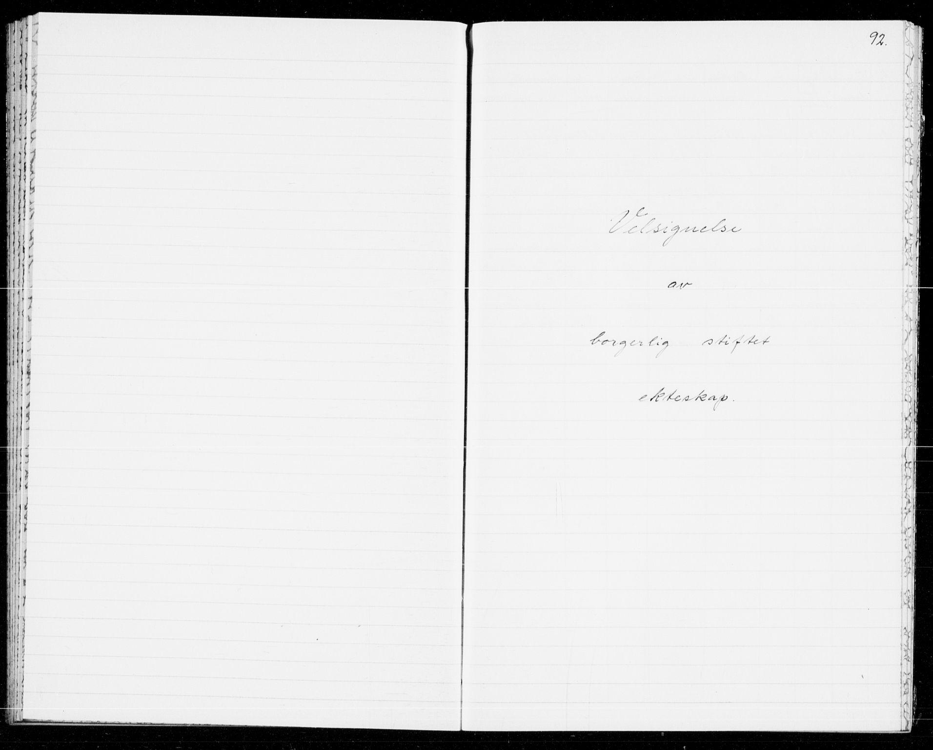 SAKO, Holla kirkebøker, G/Gb/L0004: Klokkerbok nr. II 4, 1942-1943, s. 92