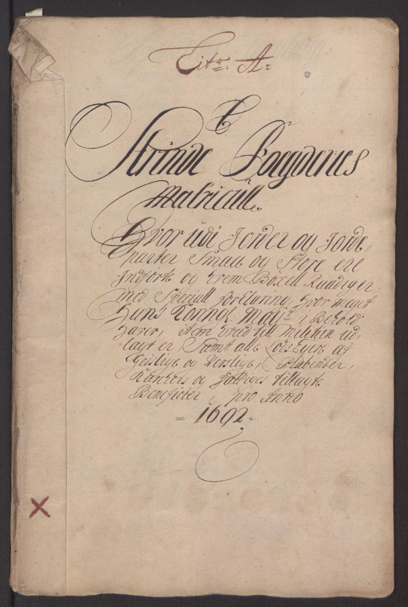 RA, Rentekammeret inntil 1814, Reviderte regnskaper, Fogderegnskap, R61/L4103: Fogderegnskap Strinda og Selbu, 1691-1692, s. 240