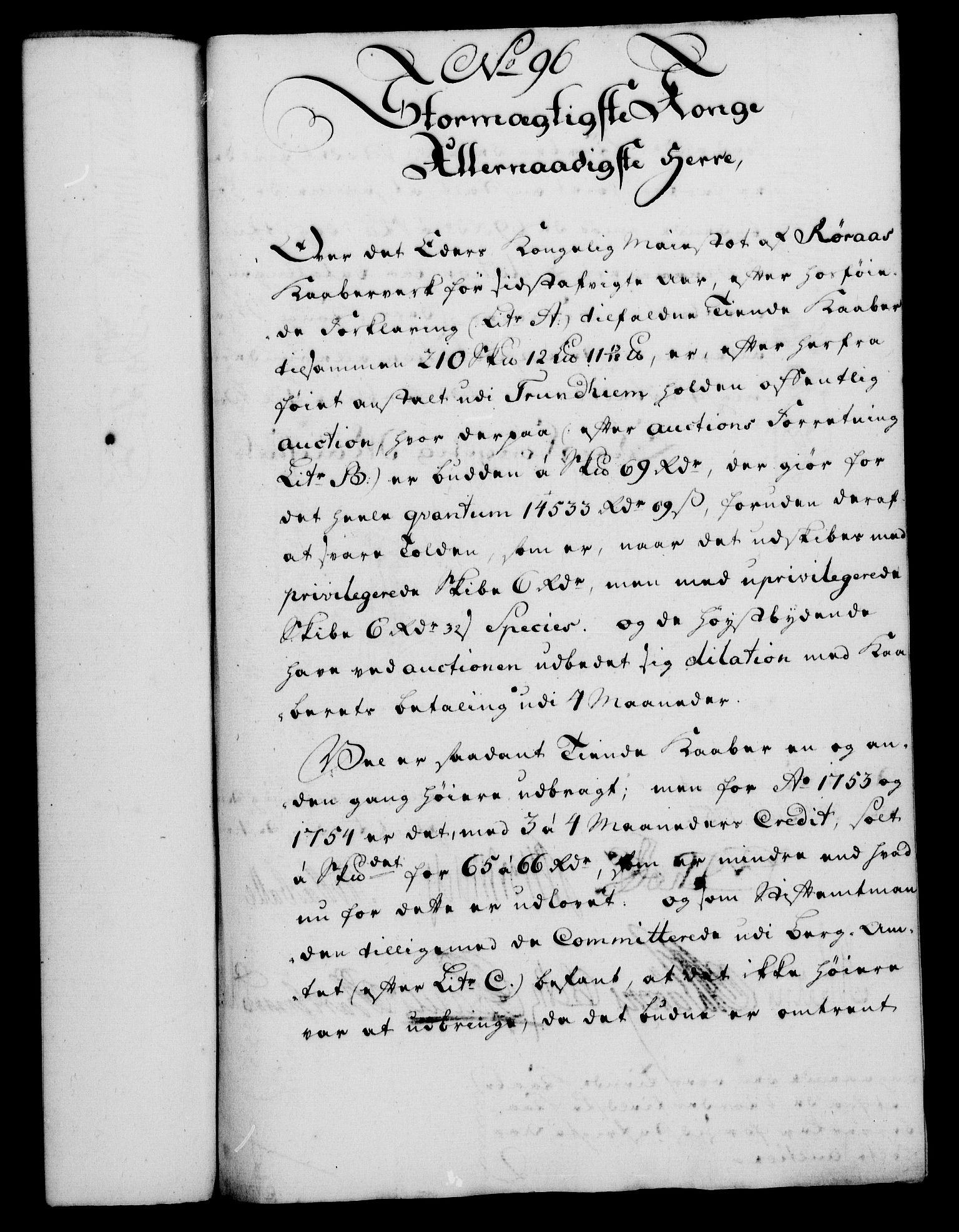 RA, Rentekammeret, Kammerkanselliet, G/Gf/Gfa/L0039: Norsk relasjons- og resolusjonsprotokoll (merket RK 52.39), 1757, s. 555