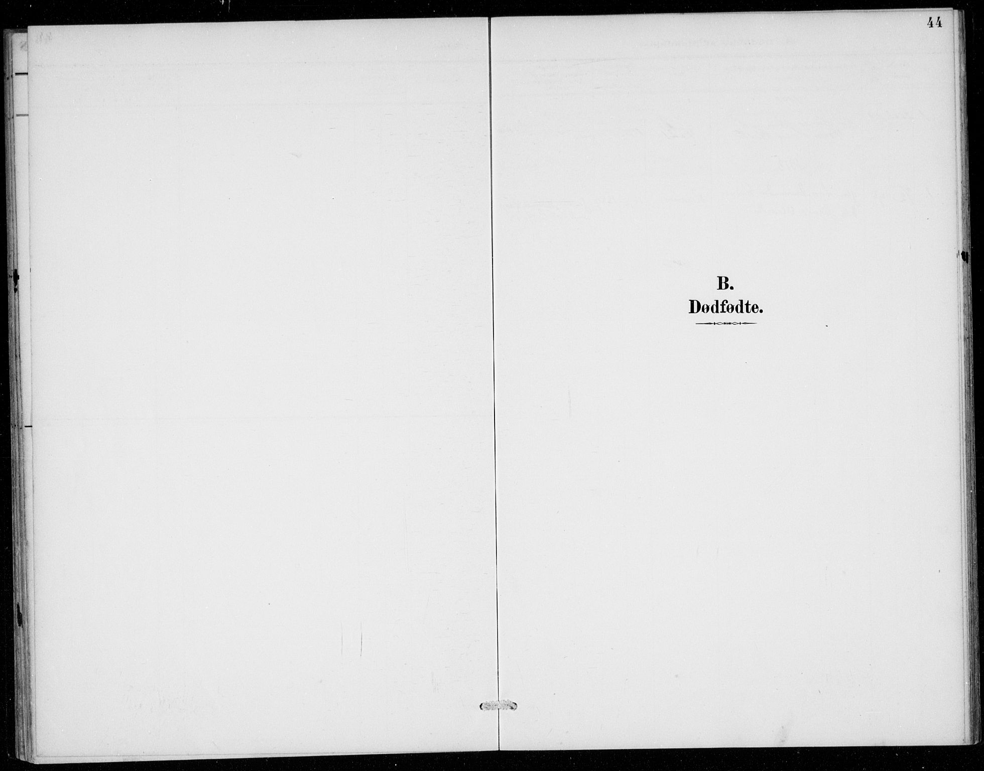SAST, Rennesøy sokneprestkontor, H/Ha/Haa/L0016: Ministerialbok nr. A 16, 1891-1924, s. 44