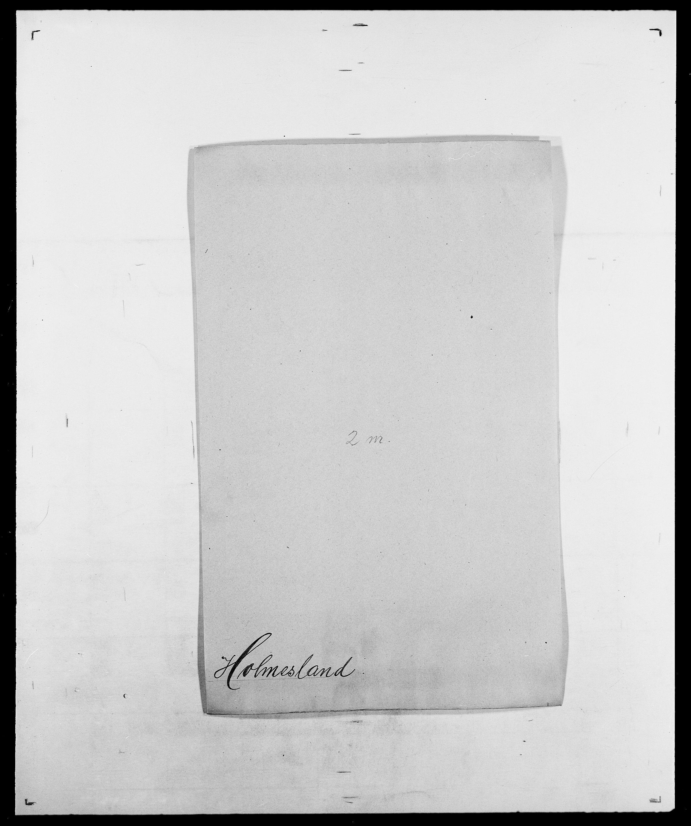 SAO, Delgobe, Charles Antoine - samling, D/Da/L0018: Hoch - Howert, s. 654
