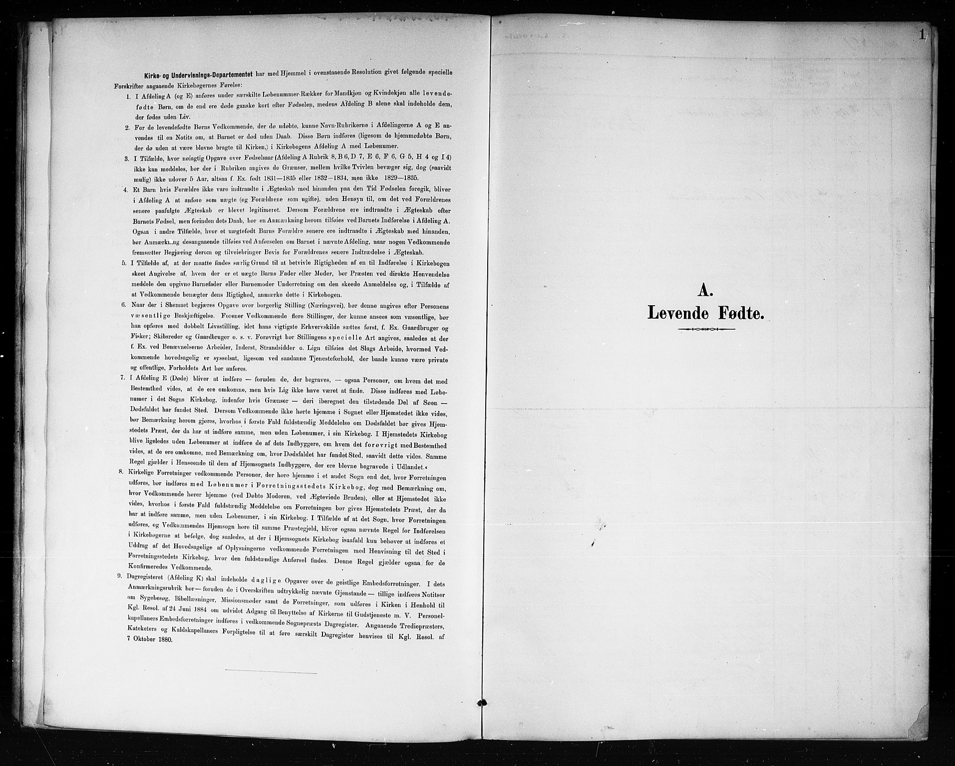 SAKO, Lårdal kirkebøker, G/Ga/L0003: Klokkerbok nr. I 3, 1891-1918