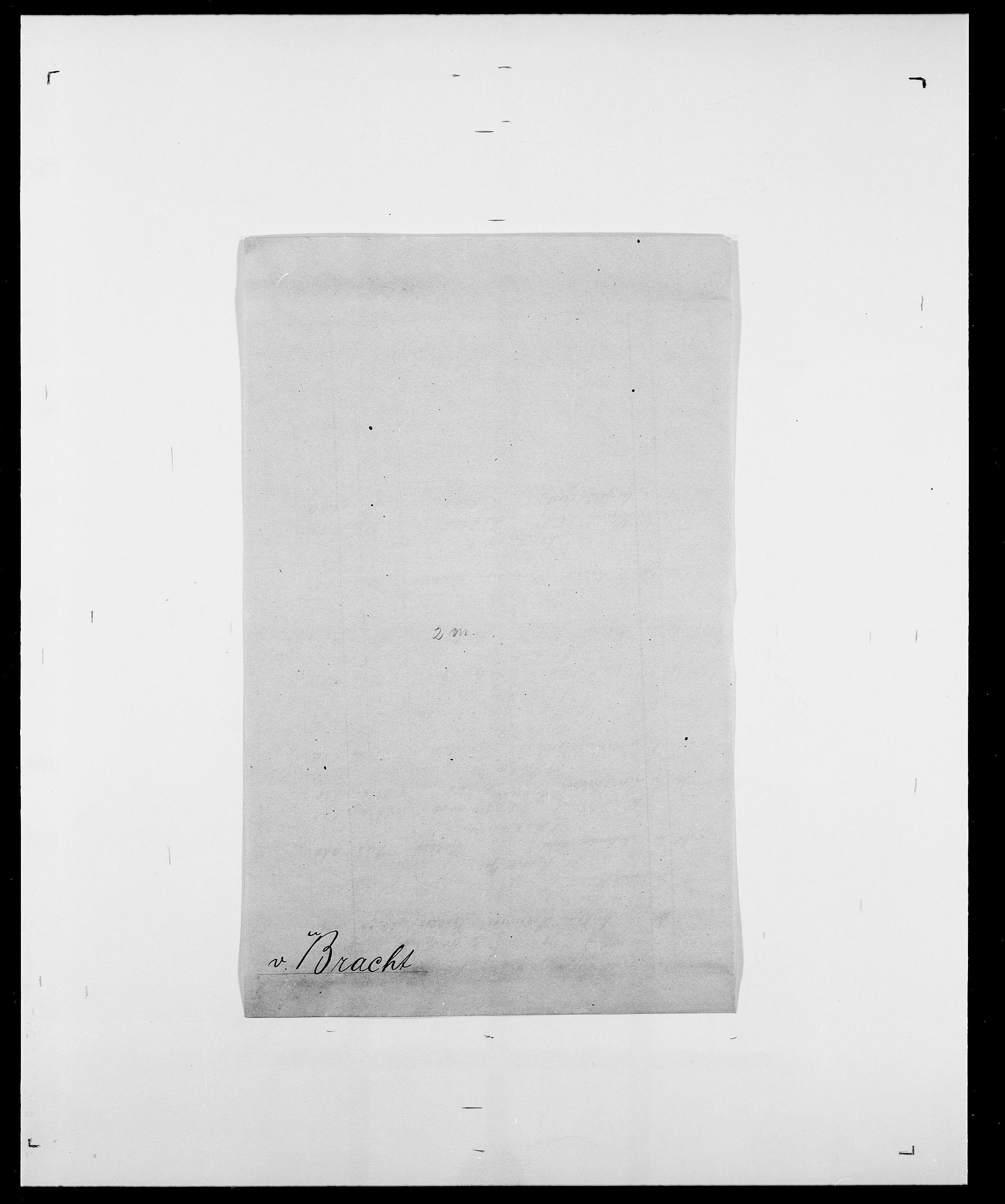 SAO, Delgobe, Charles Antoine - samling, D/Da/L0005: Boalth - Brahm, s. 440
