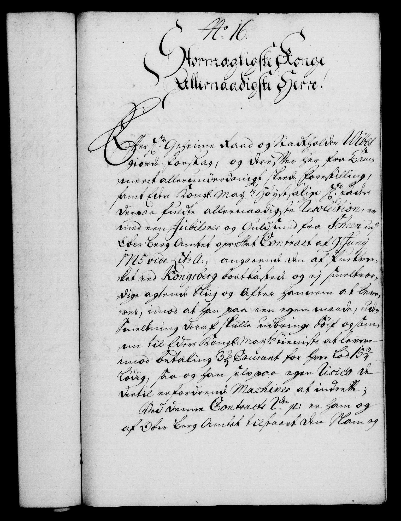 RA, Rentekammeret, Kammerkanselliet, G/Gf/Gfa/L0014: Norsk relasjons- og resolusjonsprotokoll (merket RK 52.14), 1731, s. 89