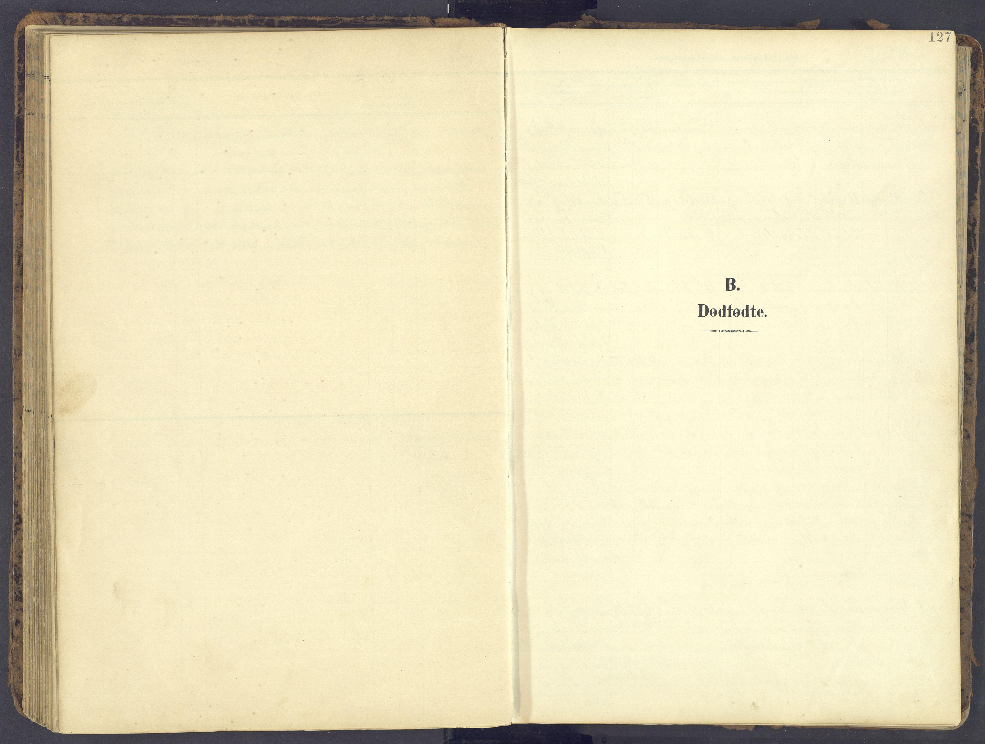 SAH, Fåberg prestekontor, Ministerialbok nr. 12, 1899-1915, s. 127