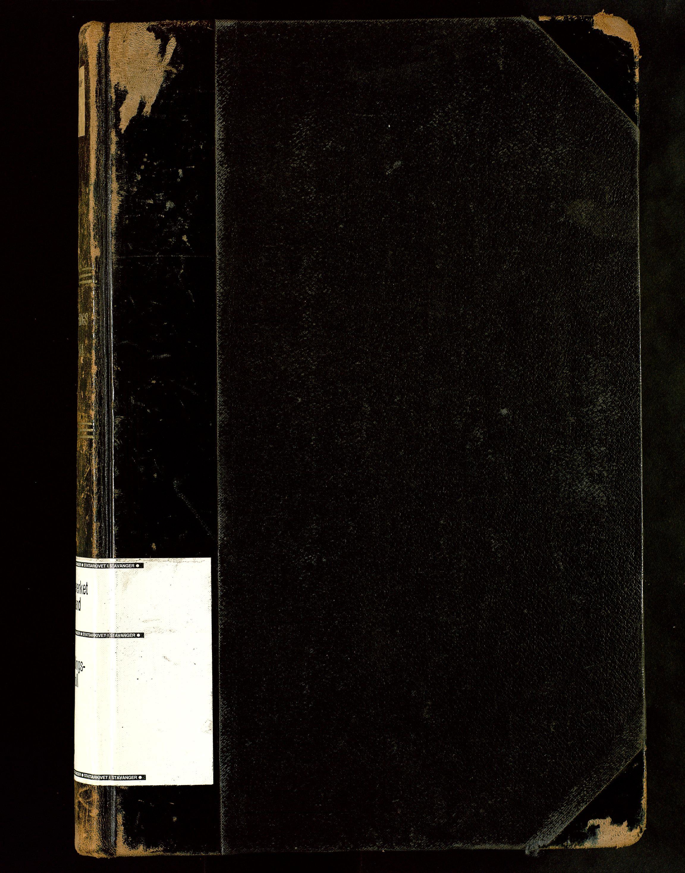 SAST, Rogaland jordskifterett, Oa/L0079: Forhandlingsprotokoll, 1924-1926