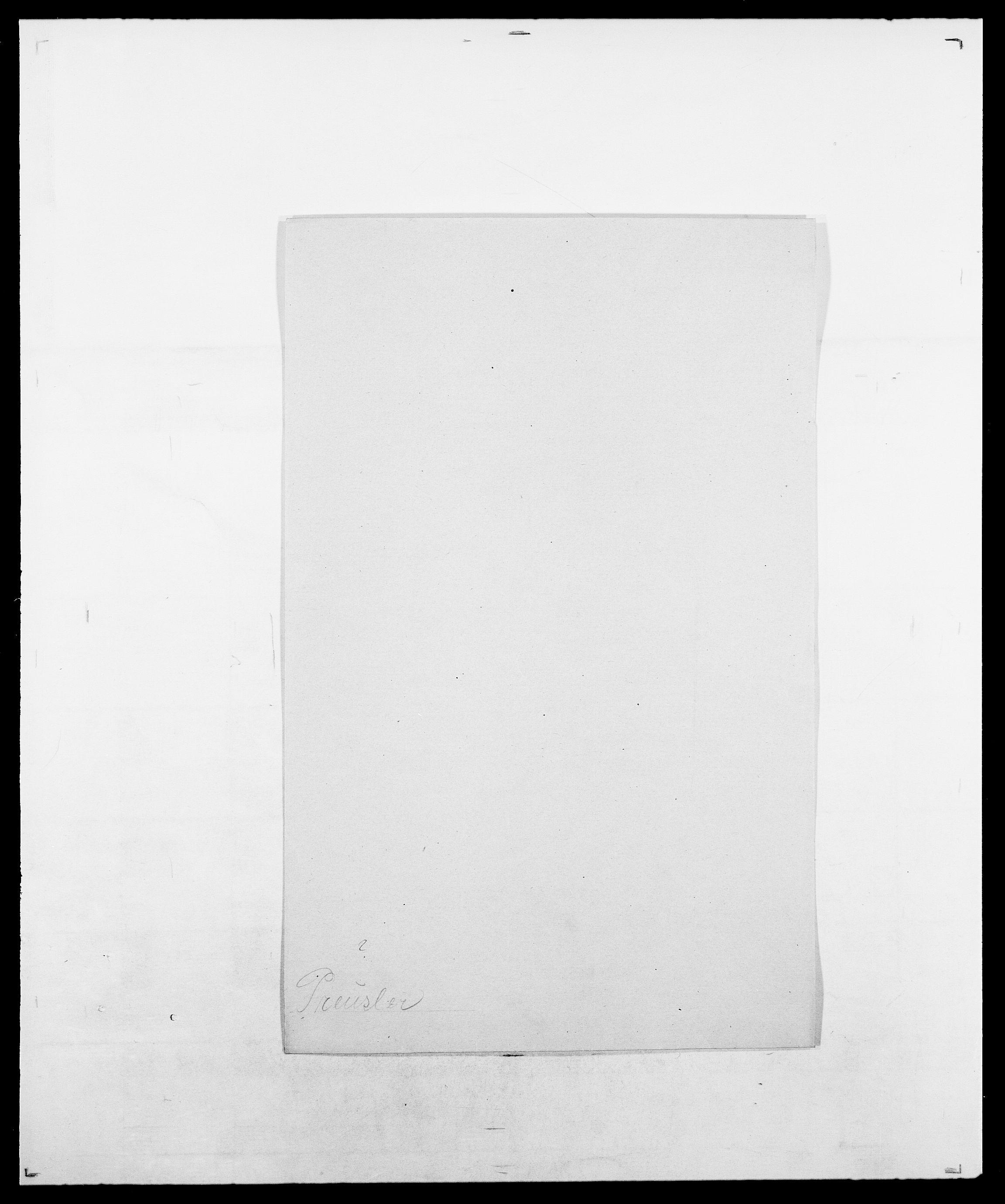 SAO, Delgobe, Charles Antoine - samling, D/Da/L0031: de Place - Raaum, s. 327