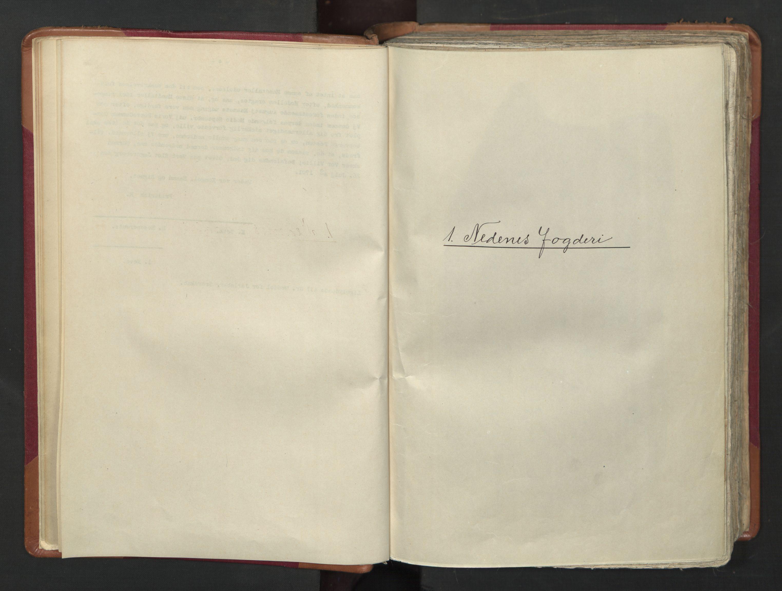 RA, Manntallet 1701, nr. 3: Nedenes fogderi, 1701, s. upaginert