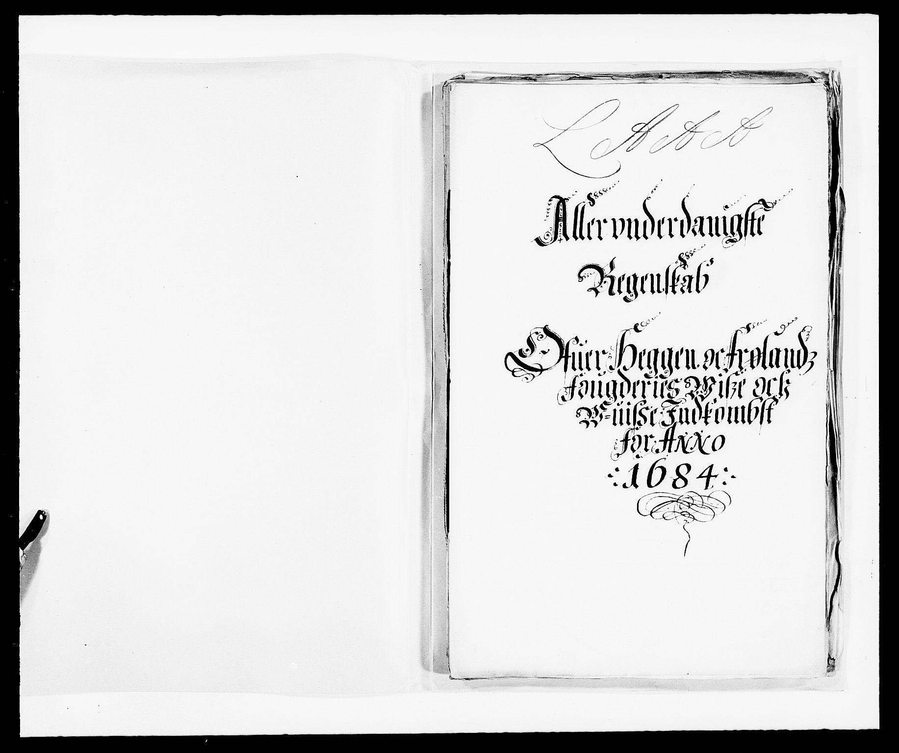 RA, Rentekammeret inntil 1814, Reviderte regnskaper, Fogderegnskap, R06/L0280: Fogderegnskap Heggen og Frøland, 1681-1684, s. 426