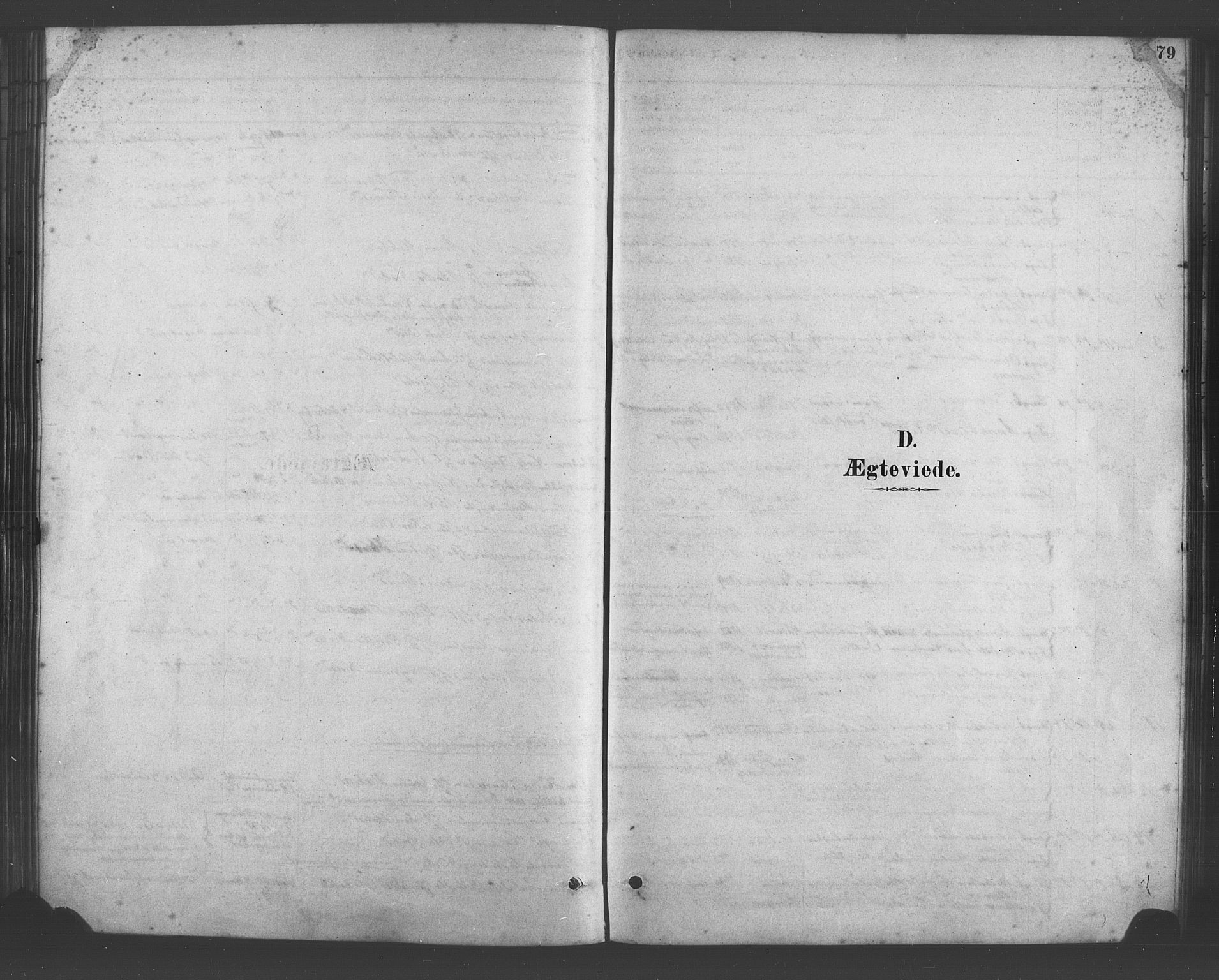 SAB, Fana Sokneprestembete, H/Haa/Haab/L0001: Ministerialbok nr. B 1, 1878-1889, s. 79